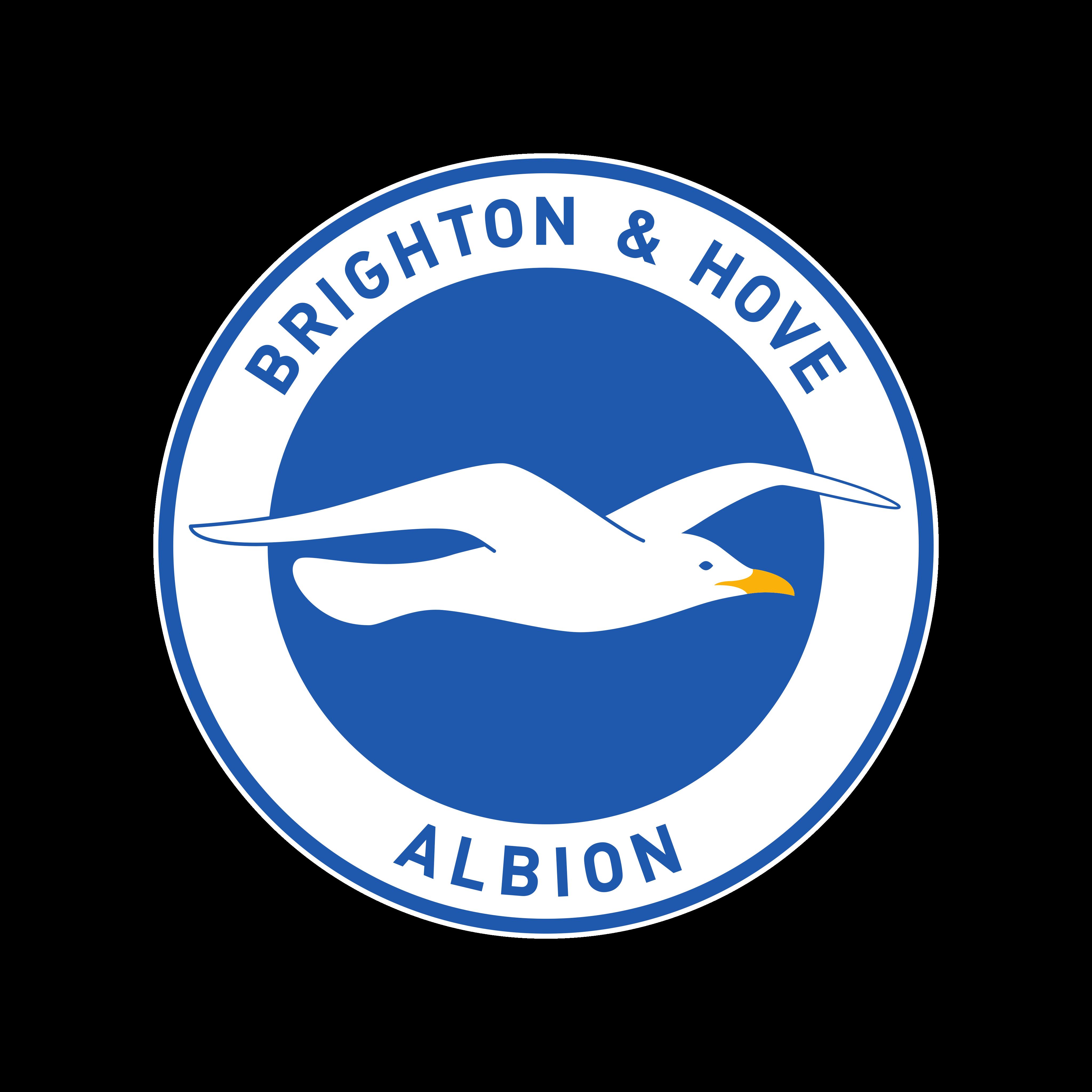 brighton hove albion logo 0 - Brighton & Hove Albion FC Logo