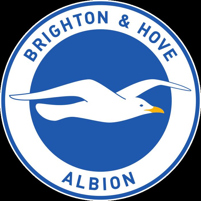 brighton hove albion logo 3 - Brighton & Hove Albion FC Logo