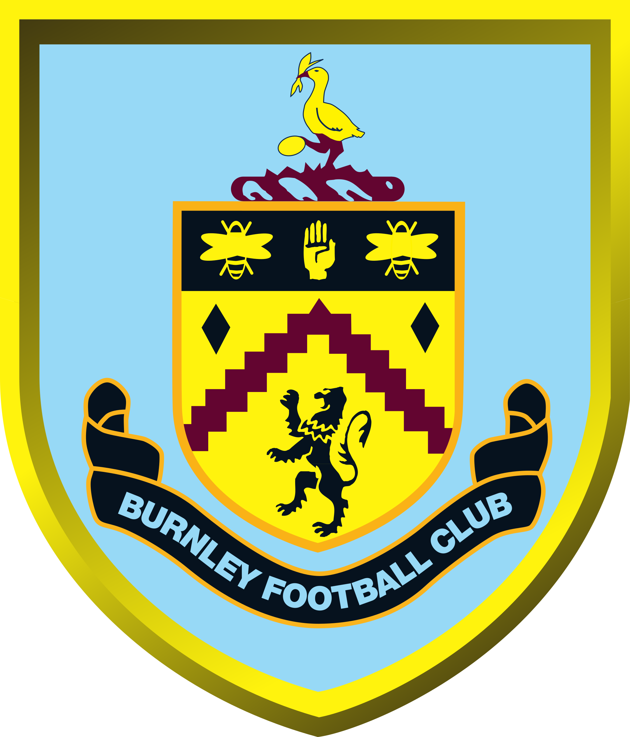burnley logo 1 - Burnley FC Logo