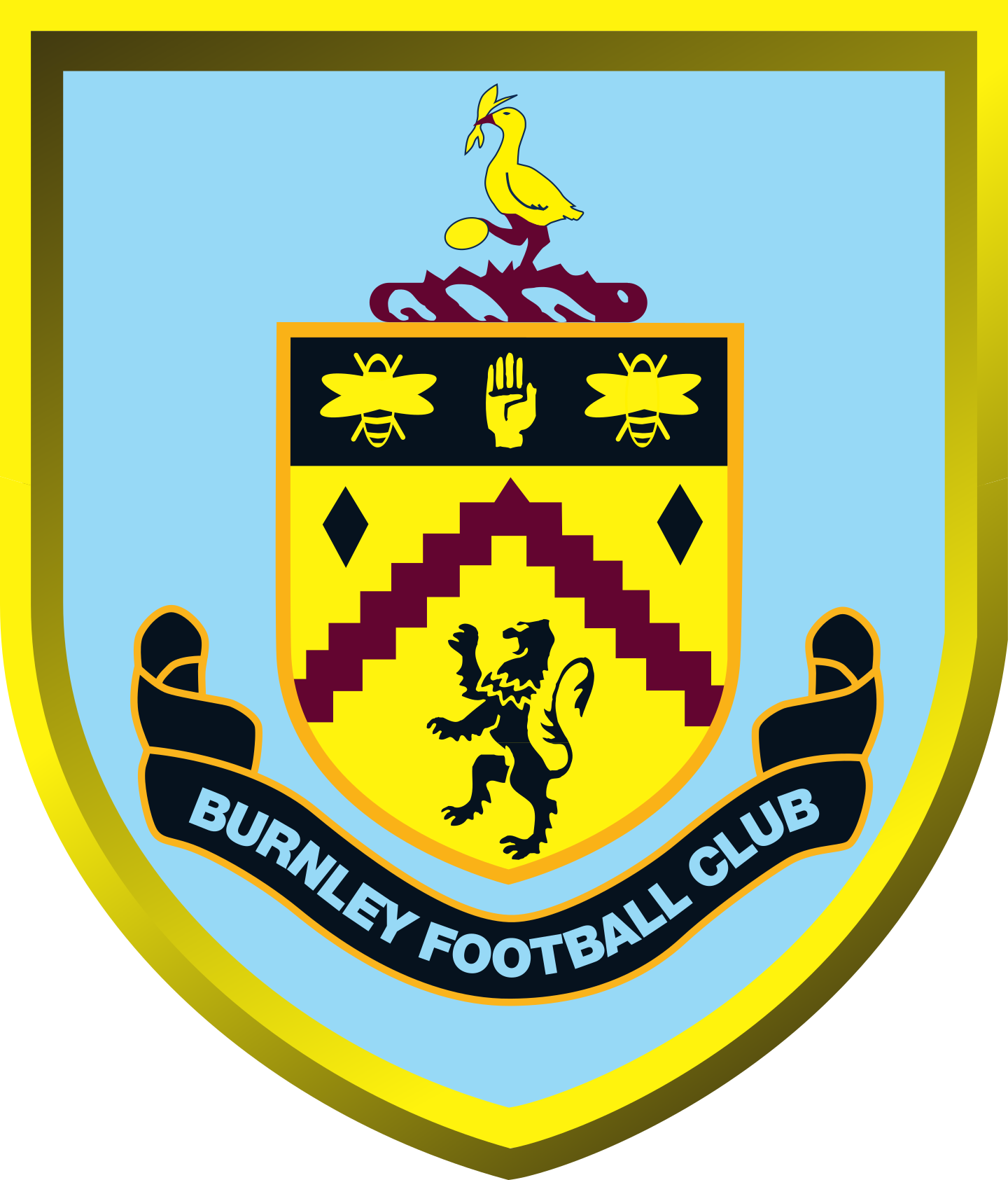 burnley logo 2 - Burnley FC Logo