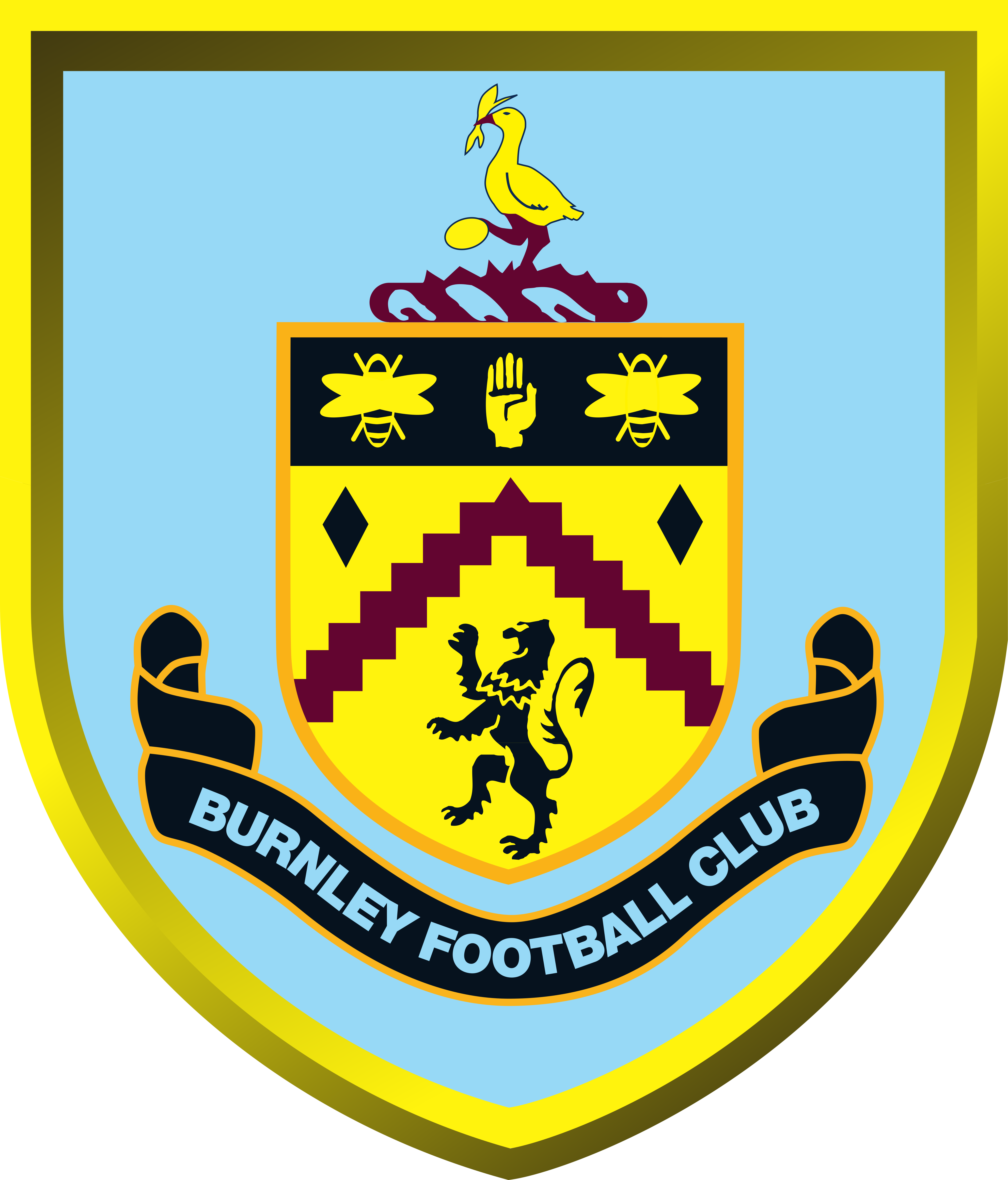 burnley logo - Burnley FC Logo