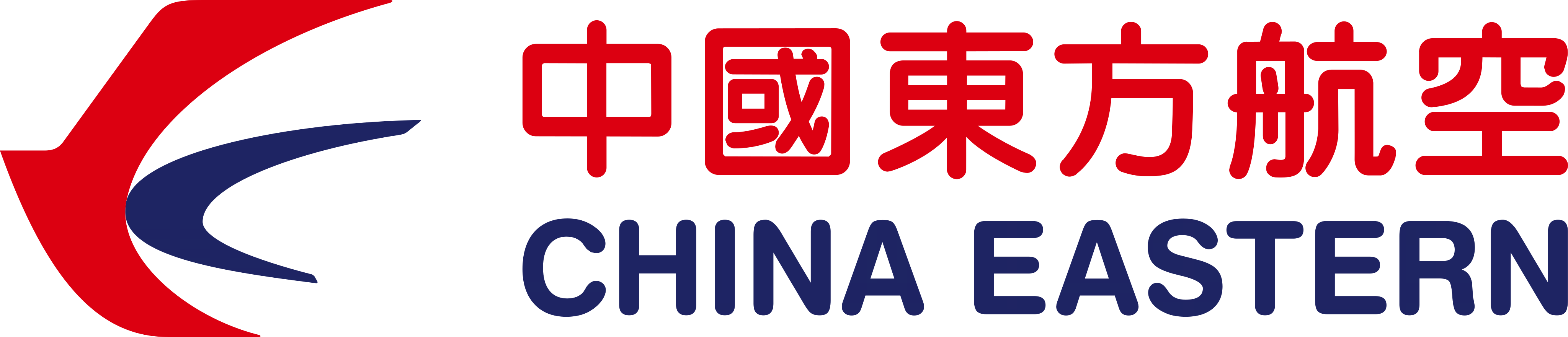 China Eastern Airlines Logo.