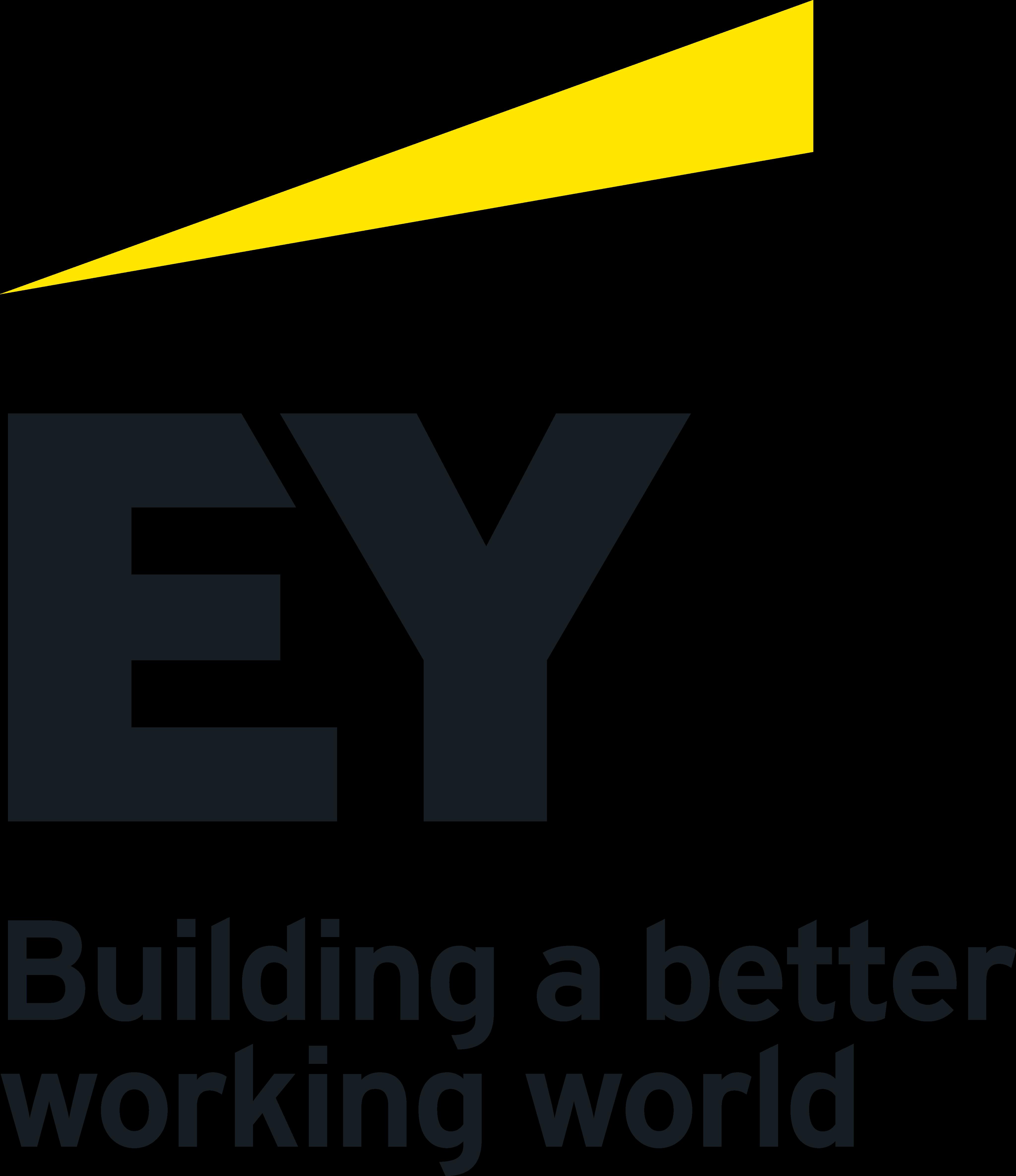 ernst young logo 1 - Ernst & Young Logo