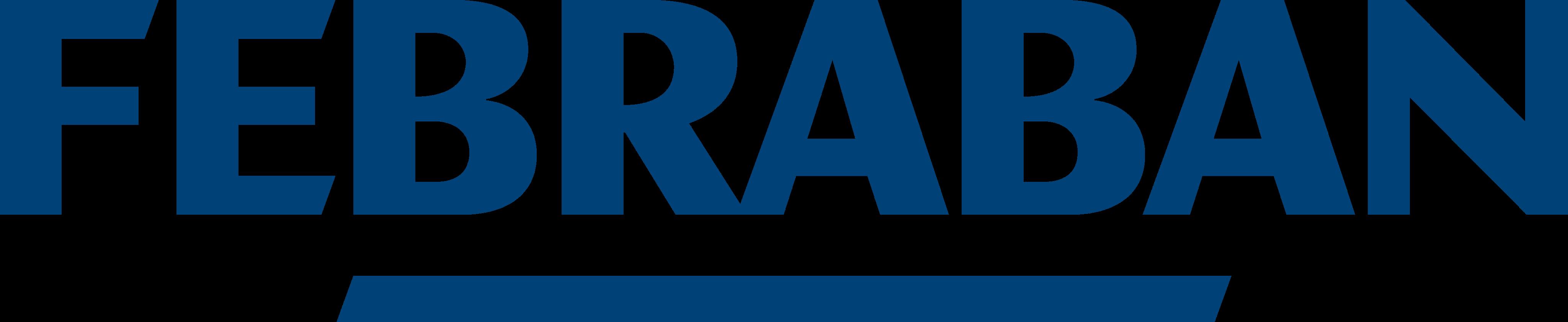 febraban logo 1 - Febraban Logo