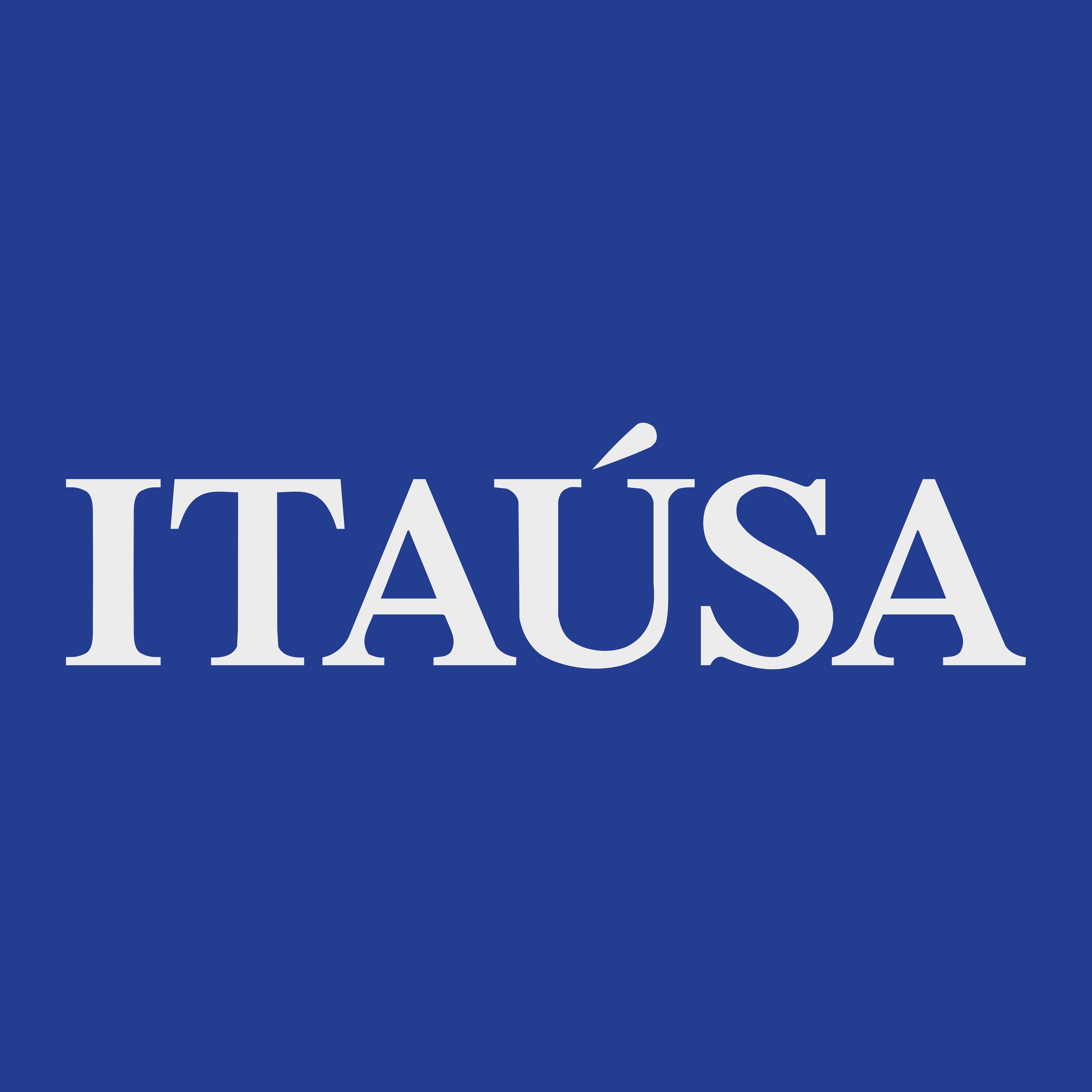 Itaúsa Logo PNG.