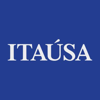 itausa logo 5 - Itaúsa Logo