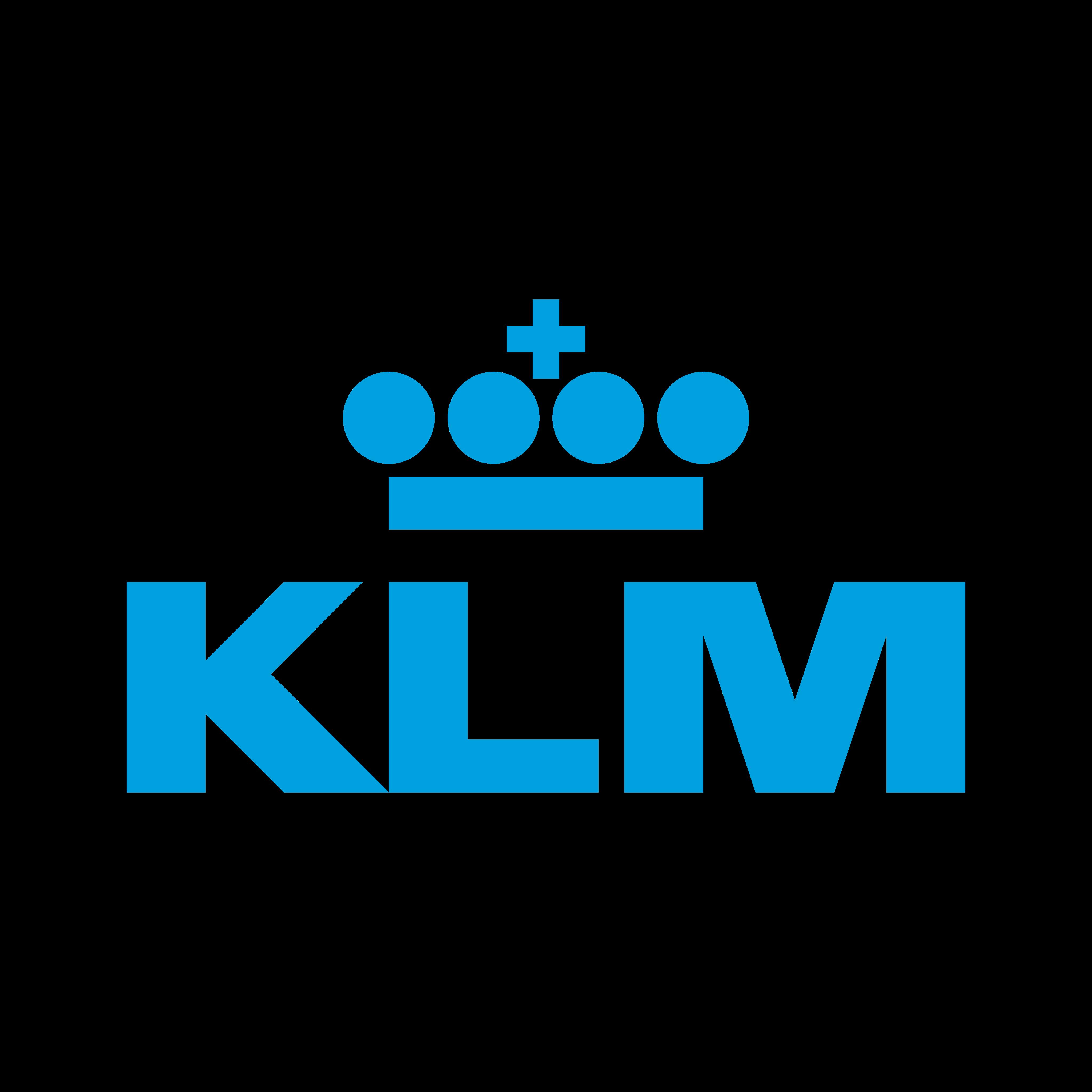 KLM Logo PNG.