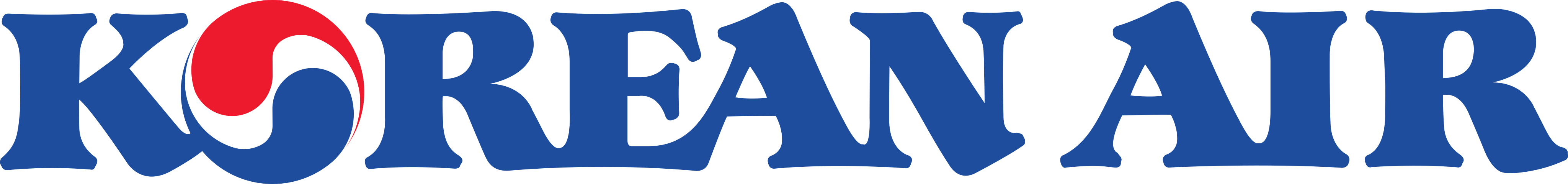 Korea Air Logo.