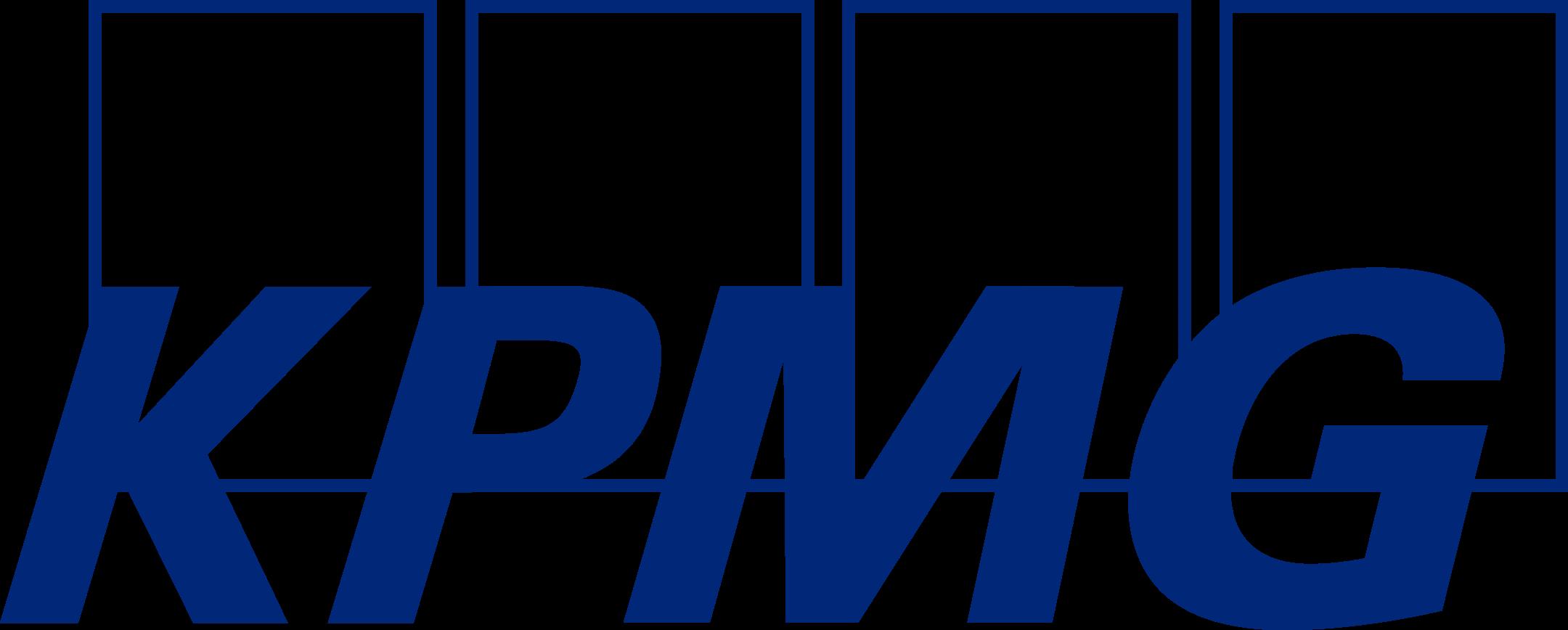 kpmg logo 1 - KPMG Logo