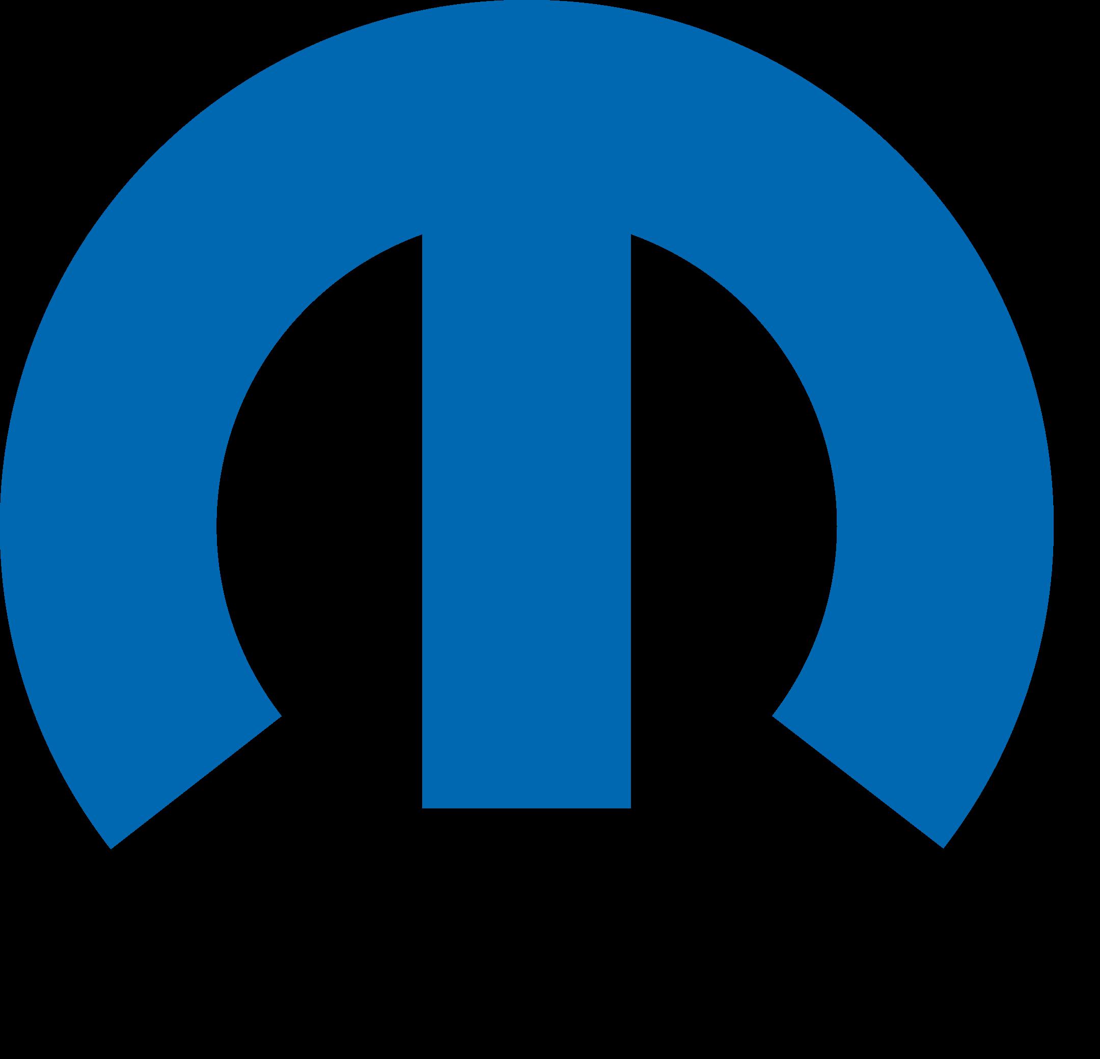 mopar logo 1 - Mopar Logo