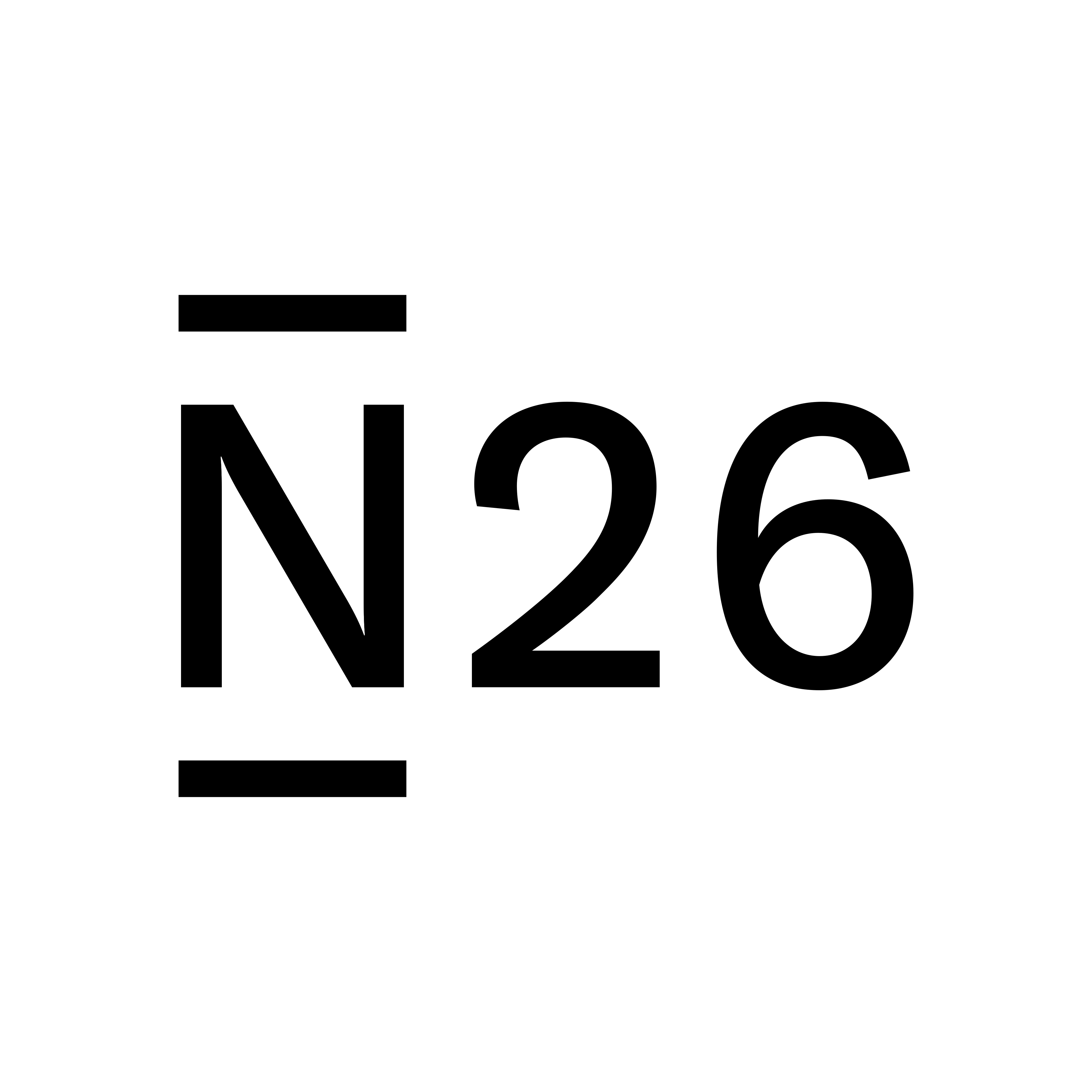 n26 logo 0 - N26 Logo
