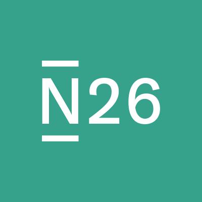 n26 logo 7 - N26 Logo