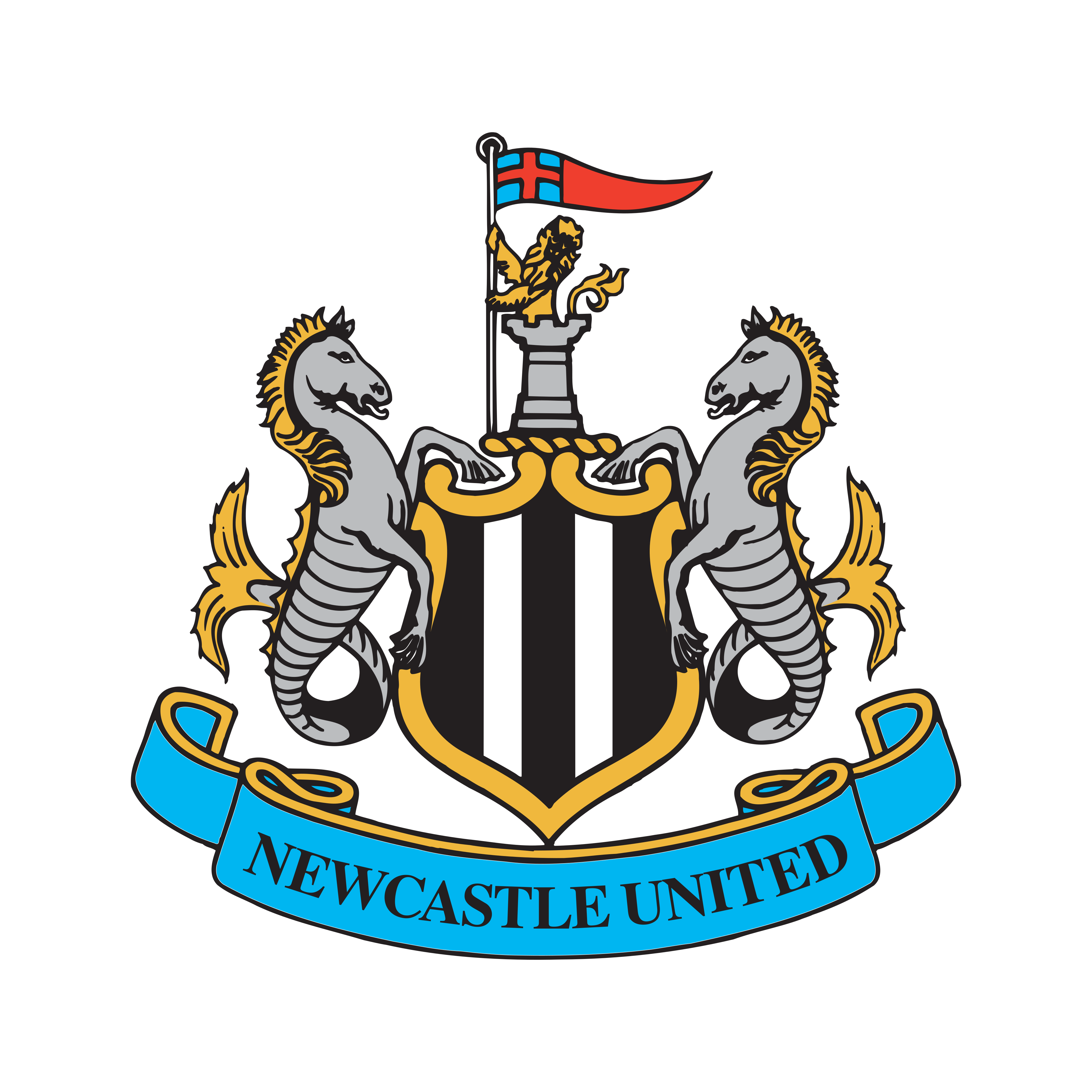 newcastle united logo 0 - Newcastle United FC Logo