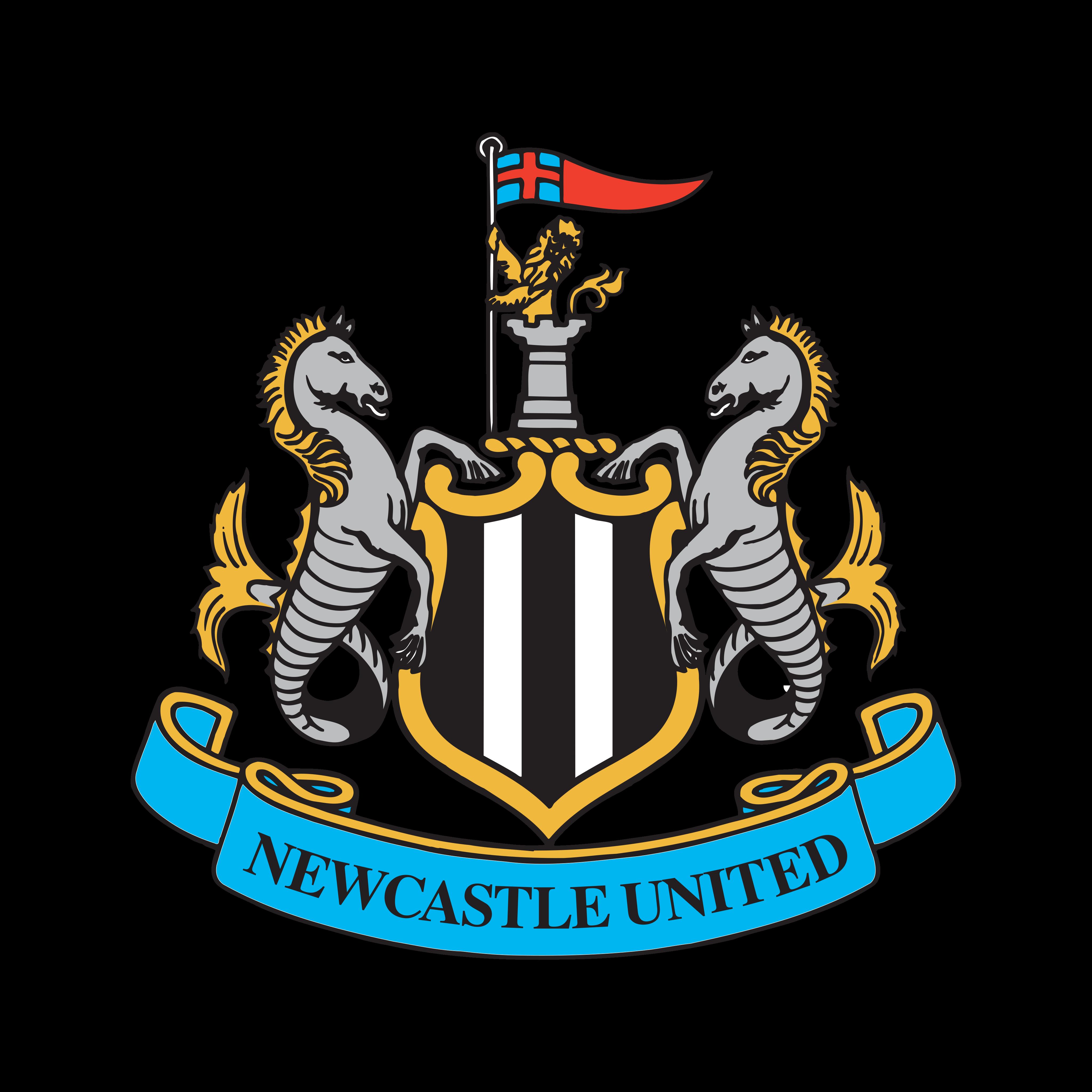 Newcastle United Logo PNG.