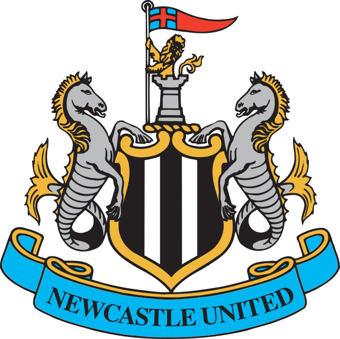 newcastle united logo 3 - Newcastle United FC Logo