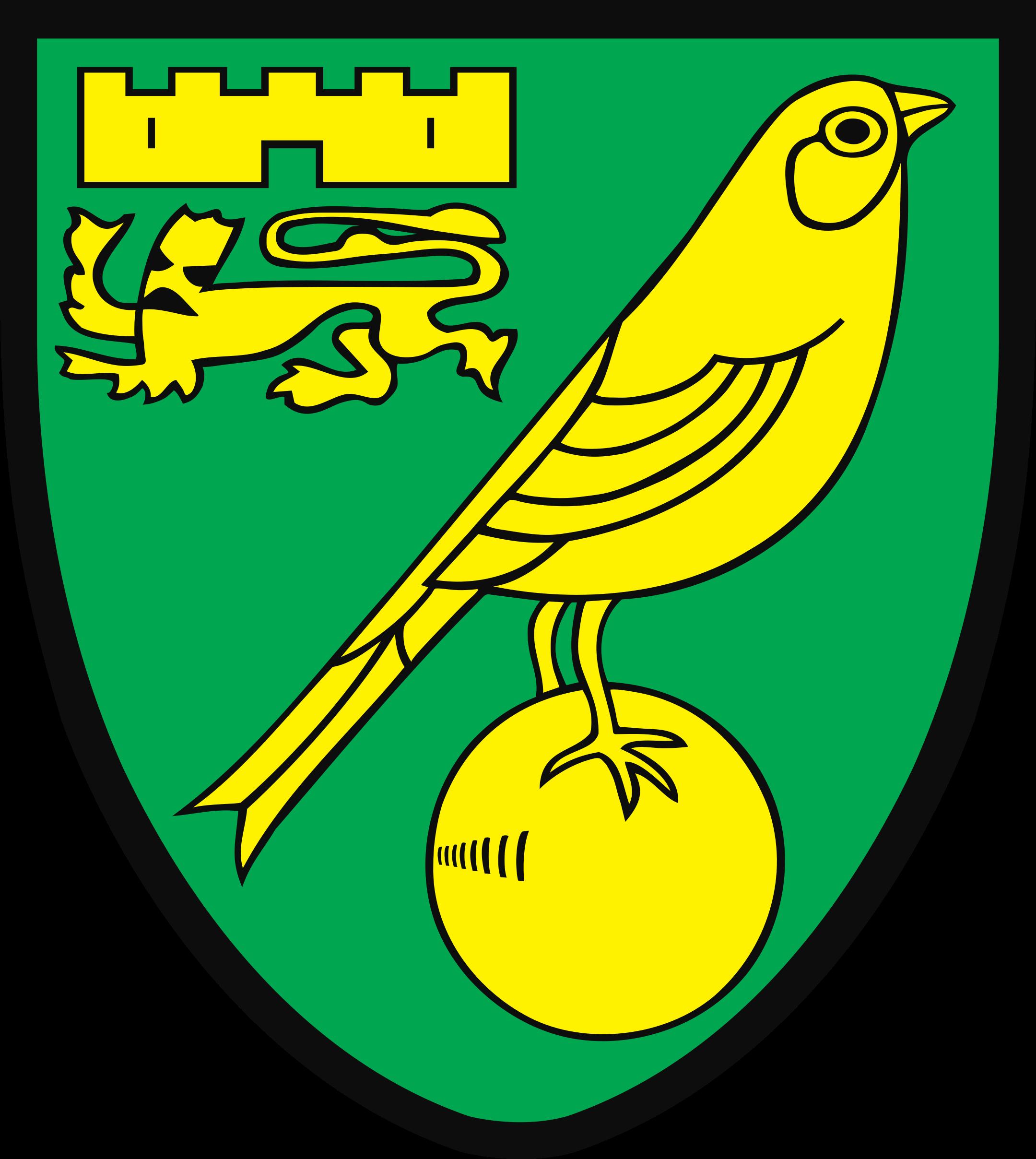 norwich fc logo 1 - Norwich City FC Logo