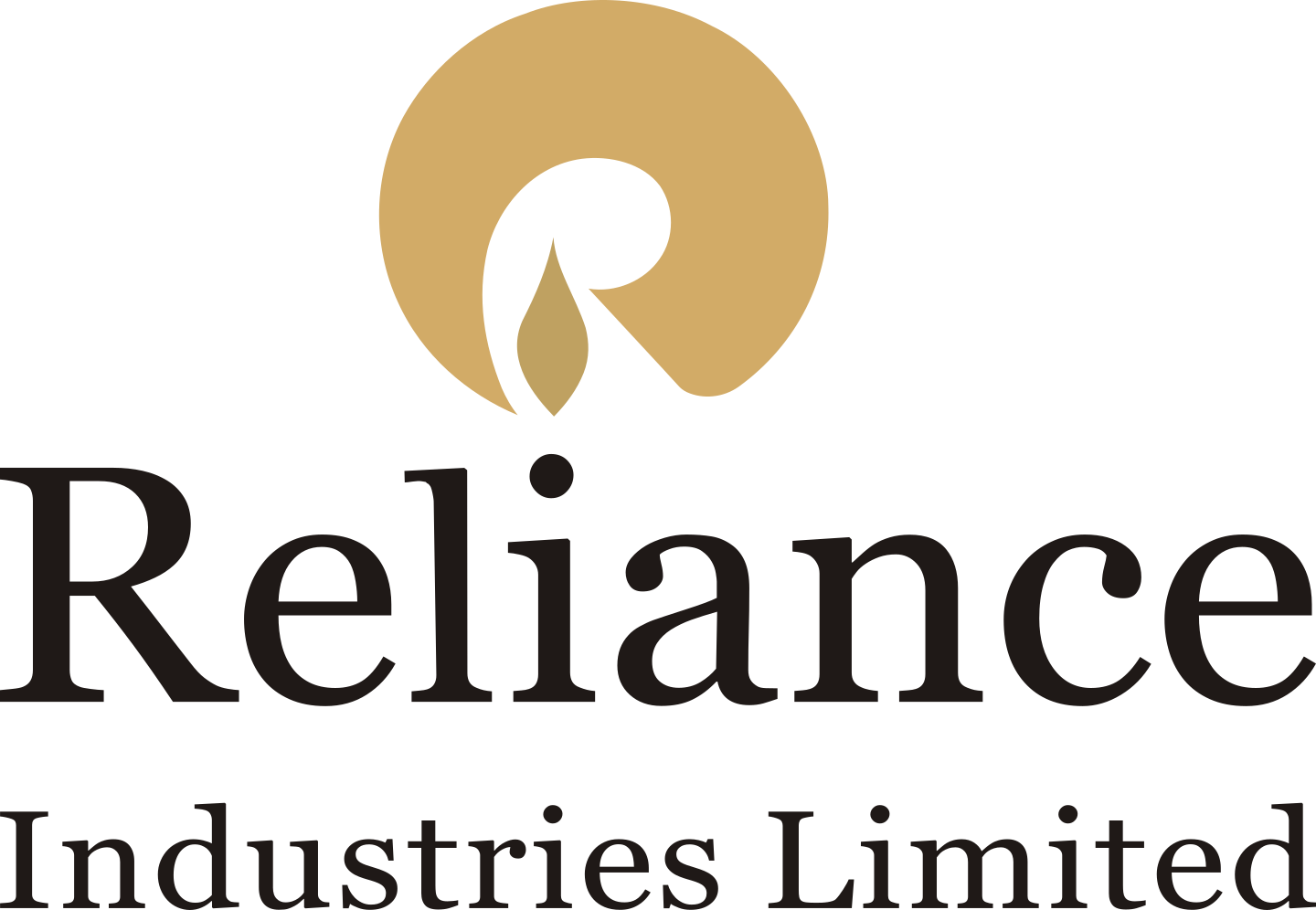 Reliance Industries Logo.