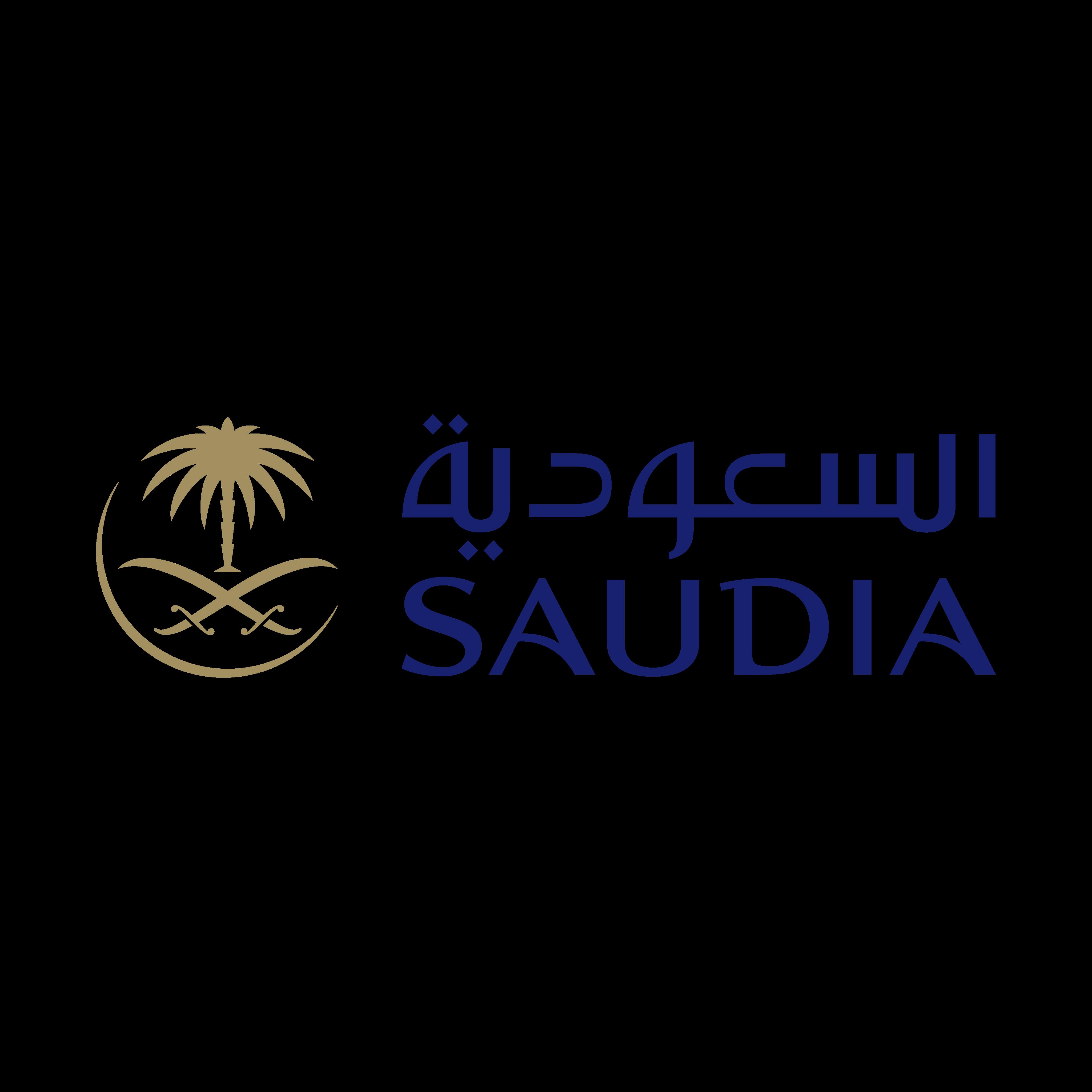 Saudia Logo PNG.