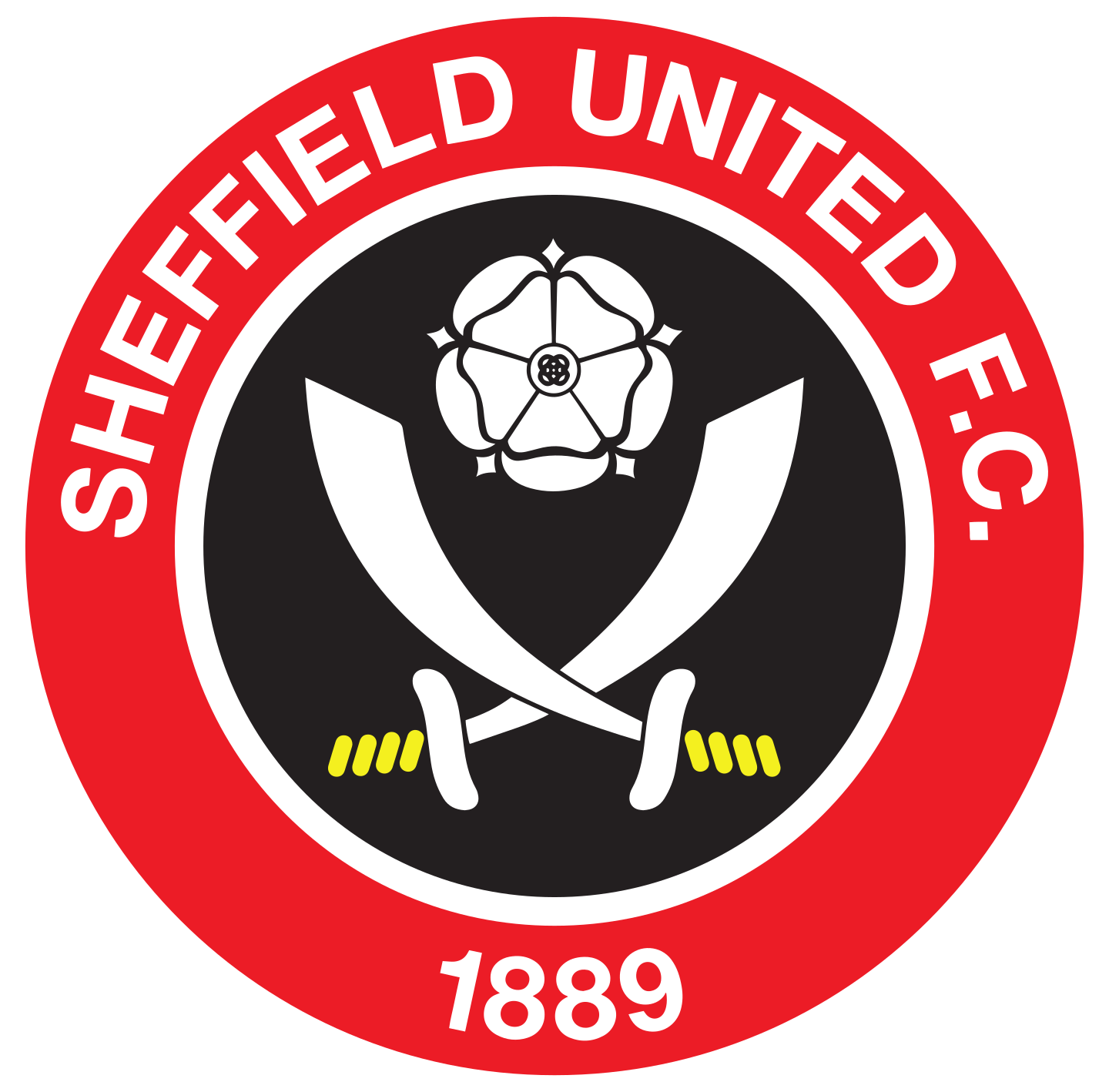 sheffield united logo 2 - Sheffield United FC Logo