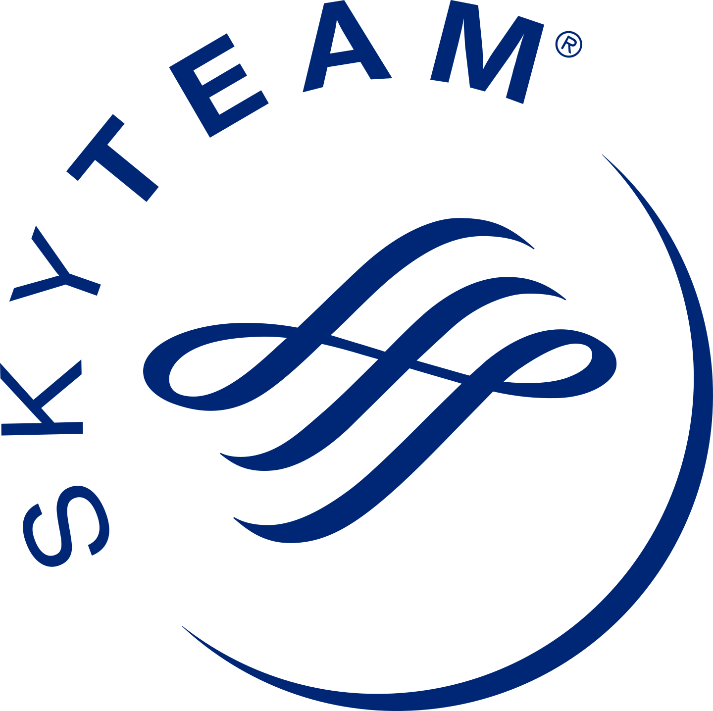 skyteam logo 3 - Skyteam Logo