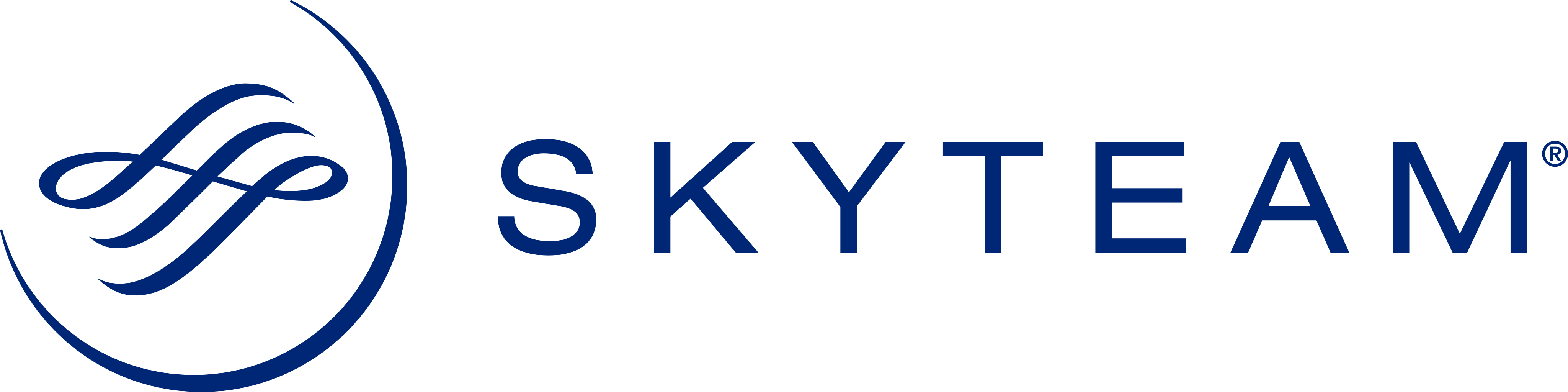 Skyteam Logo.