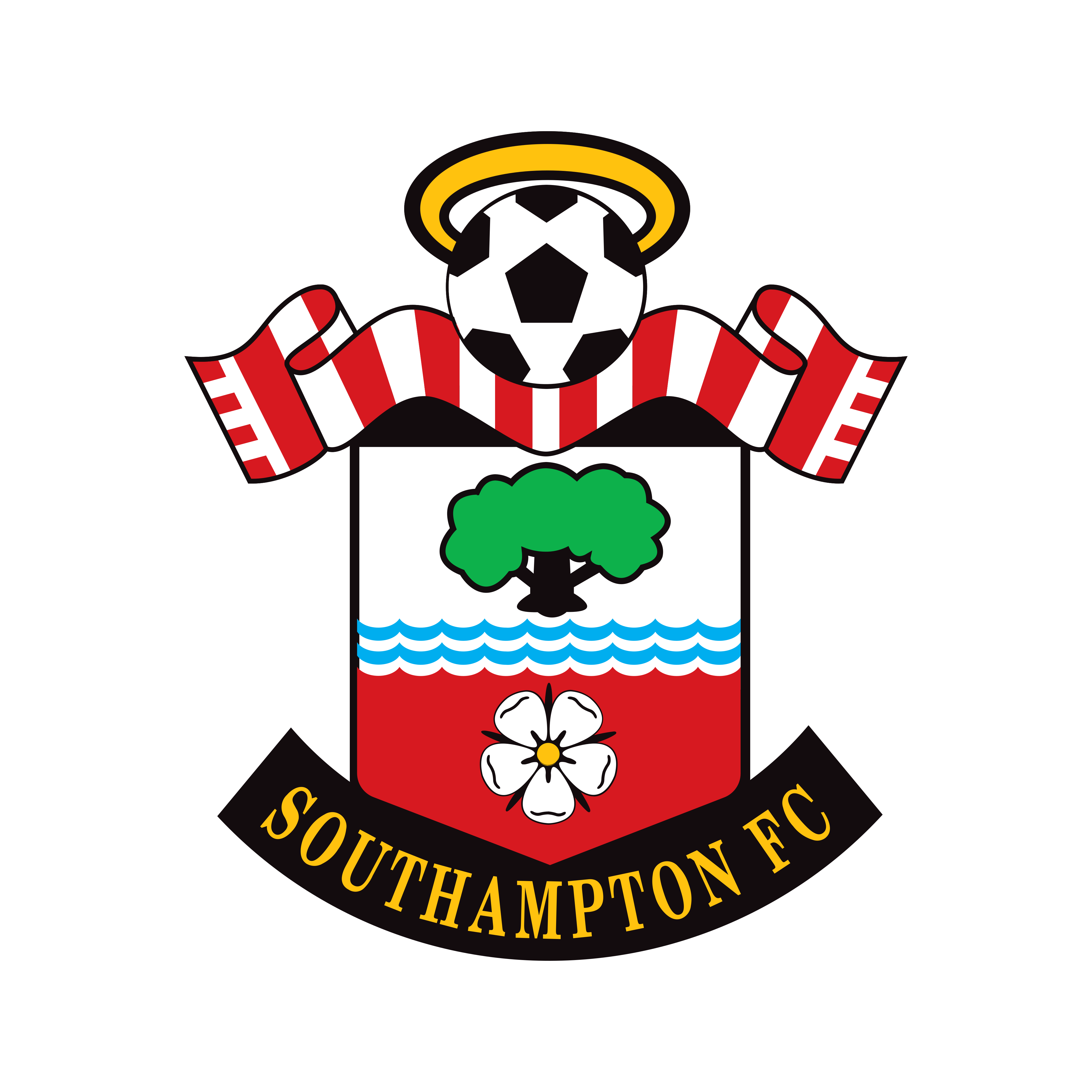 Southampton FC Logo PNG And Vector Logo Download