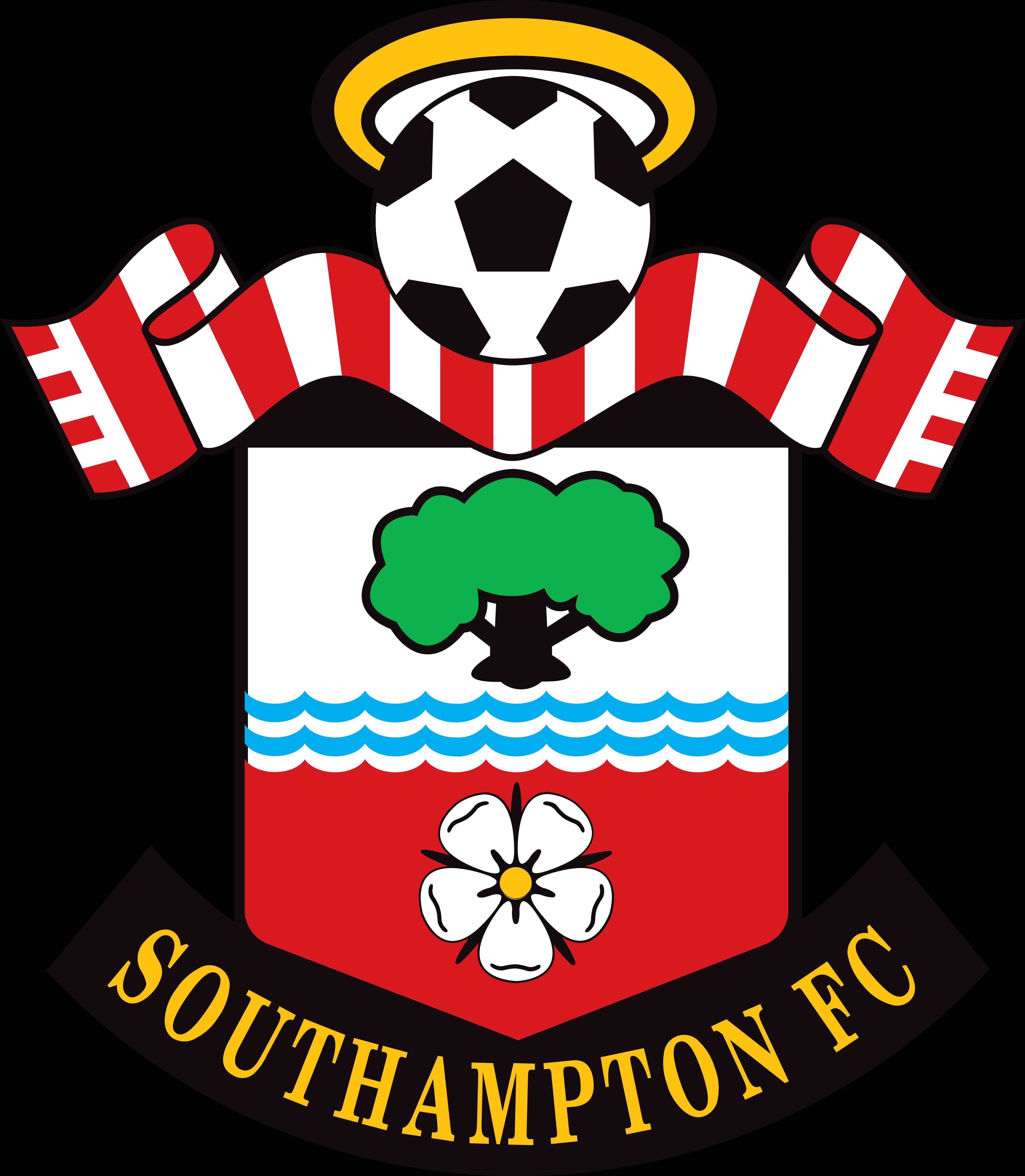 Southampton FC Logo.