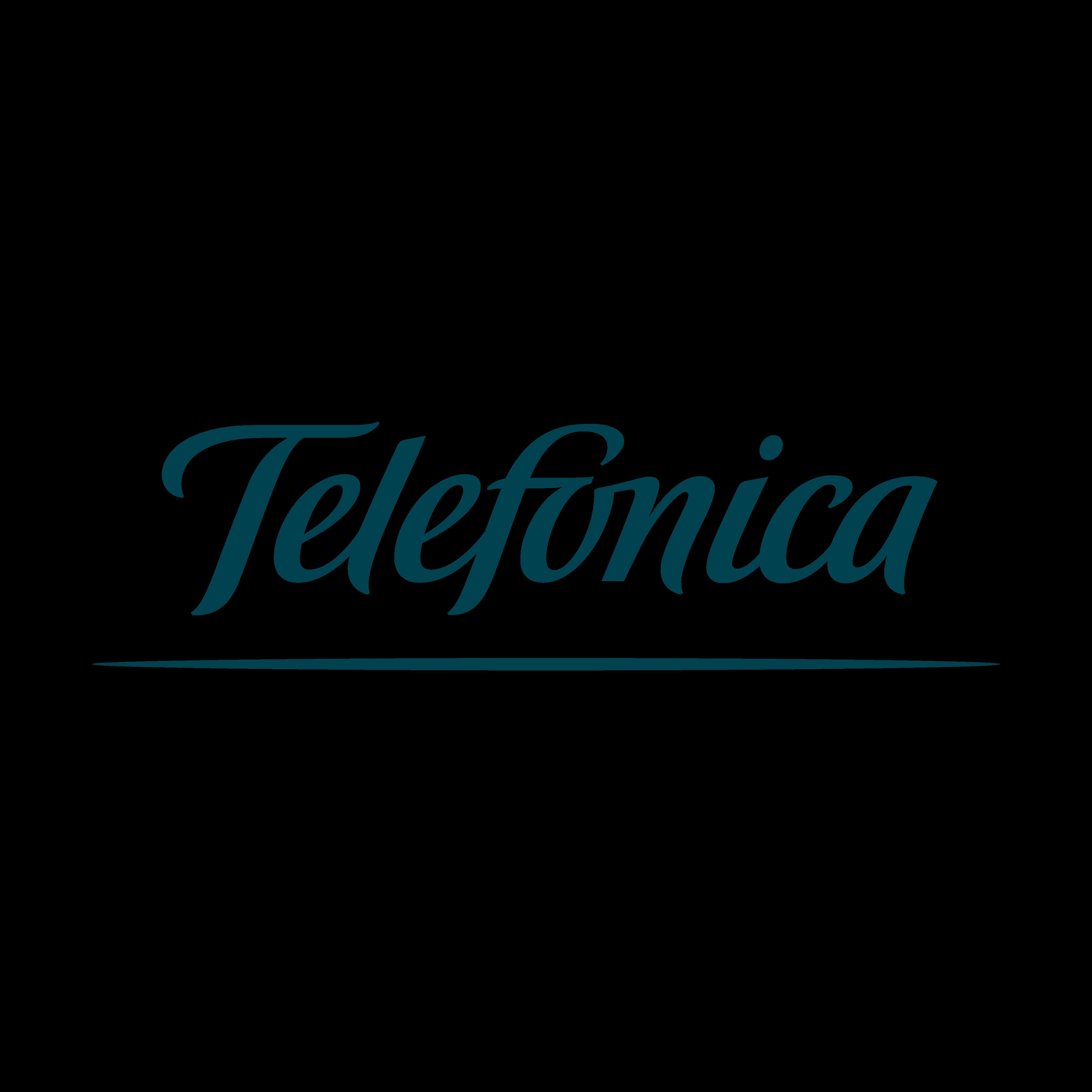 telefonica logo 0 - Telefónica Logo