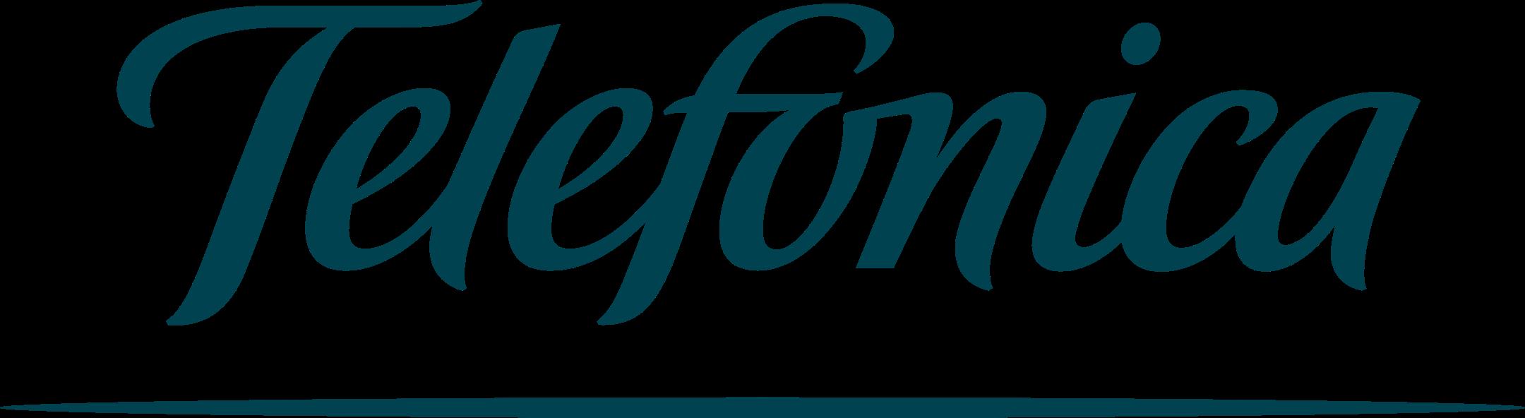 telefonica logo 1 - Telefónica Logo