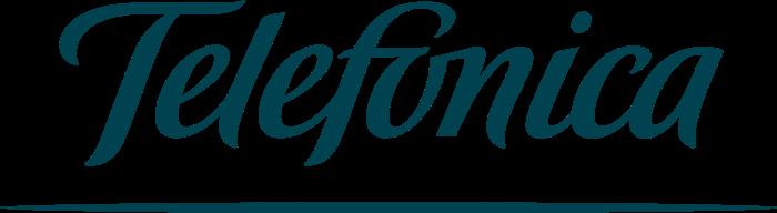 telefonica logo 3 - Telefónica Logo