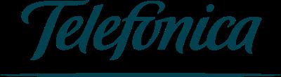telefonica logo 4 - Telefónica Logo