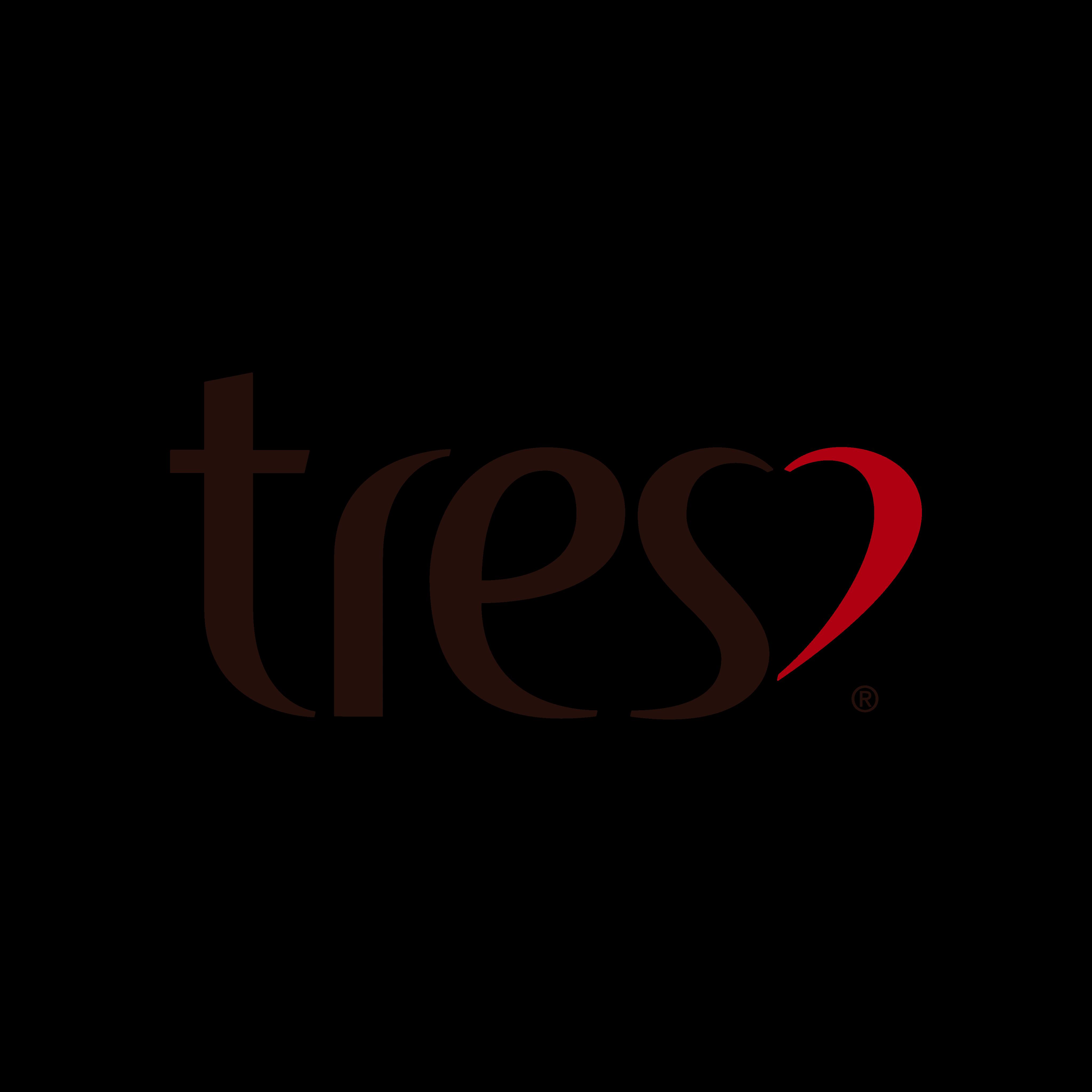 TRES® Logo PNG.