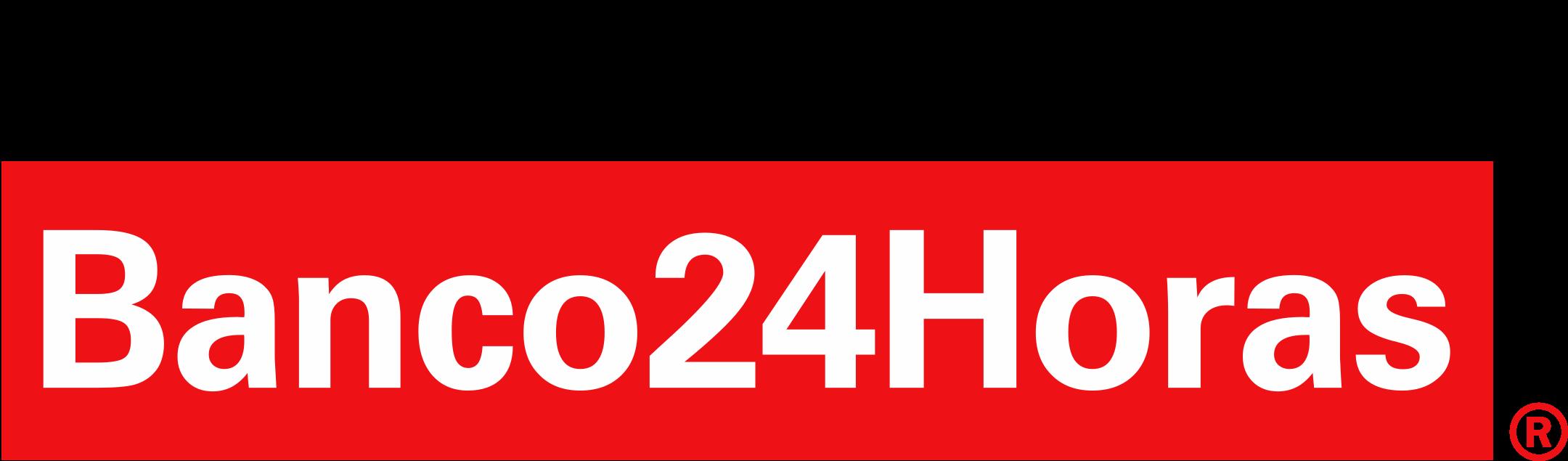 banco 24 horas logo 01 - Banco24Horas Logo