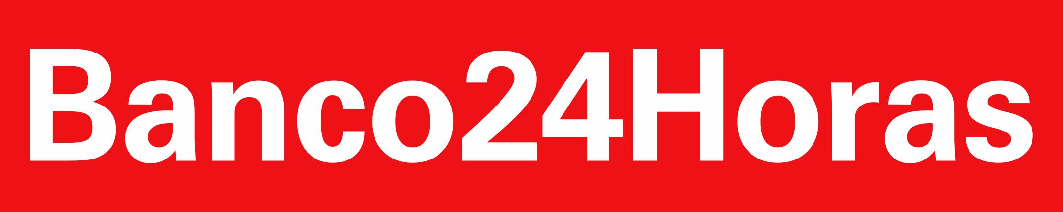 banco 24 horas logo 1 - Banco24Horas Logo