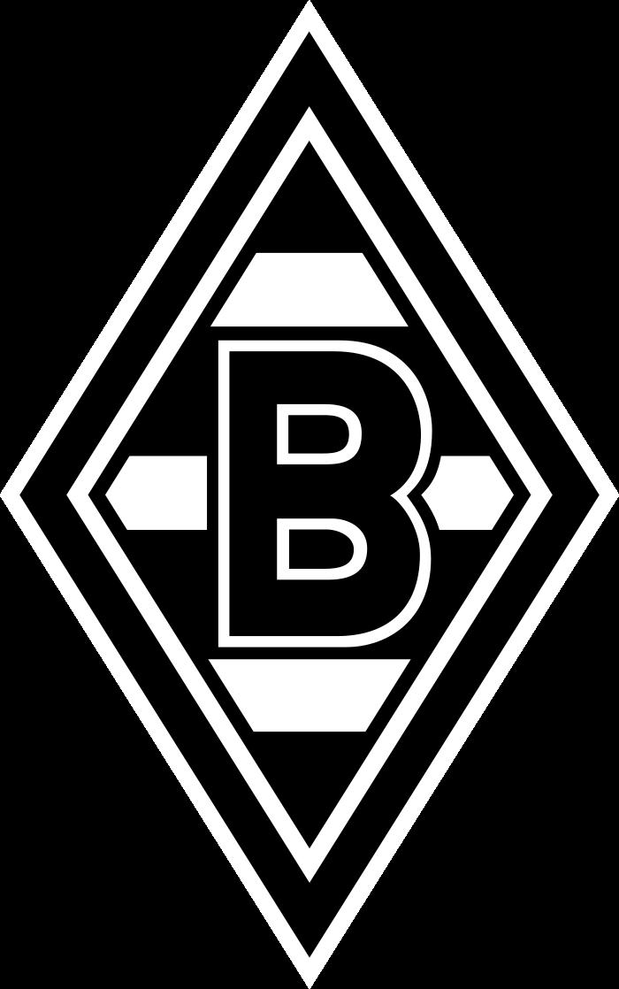 borussia monchengladbach logo 3 - Borussia Mönchengladbach Logo