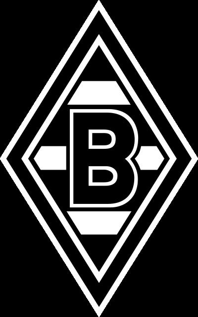 borussia monchengladbach logo 4 - Borussia Mönchengladbach Logo