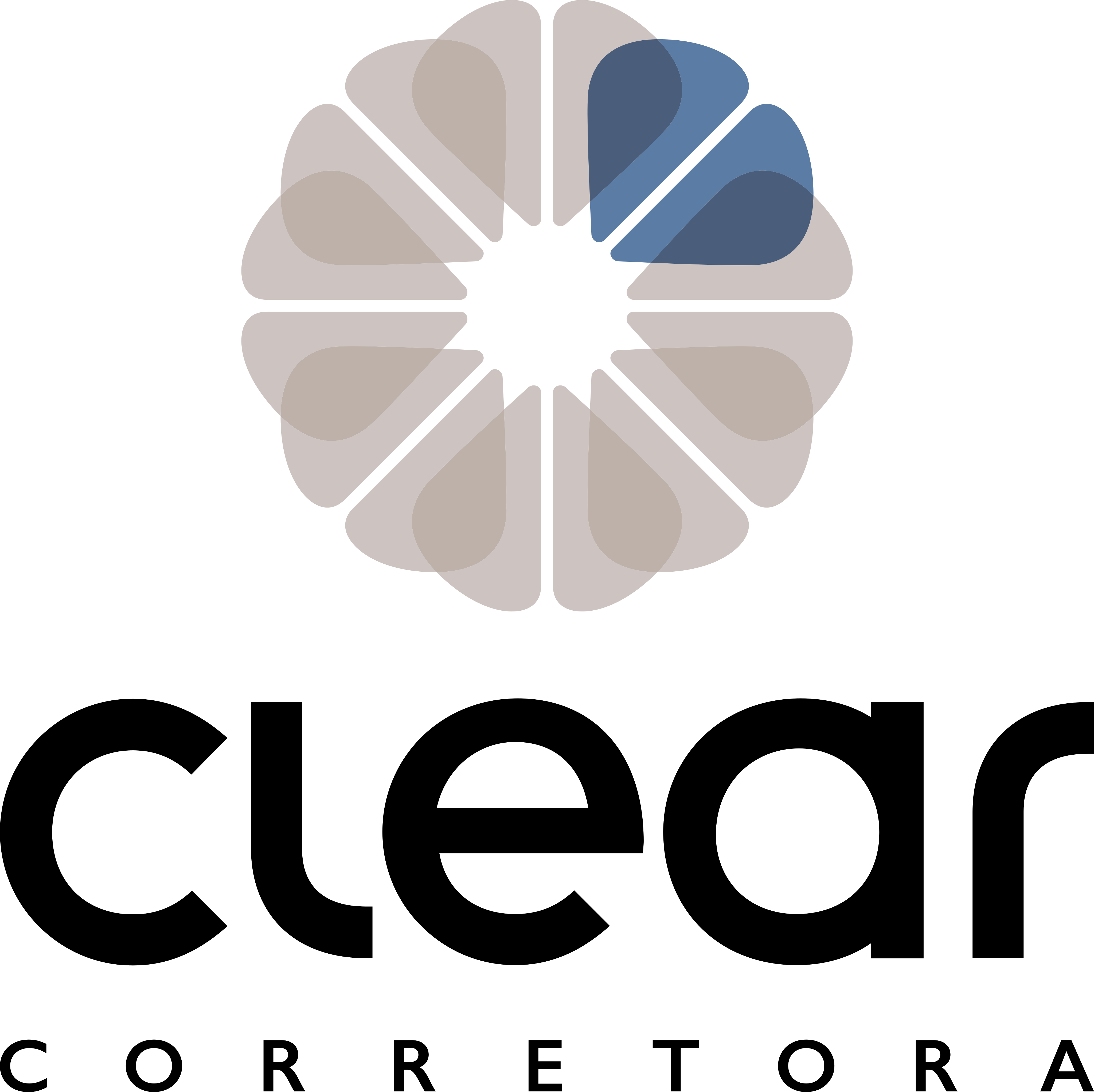 clear corretora logo 1 - Clear Corretora Logo