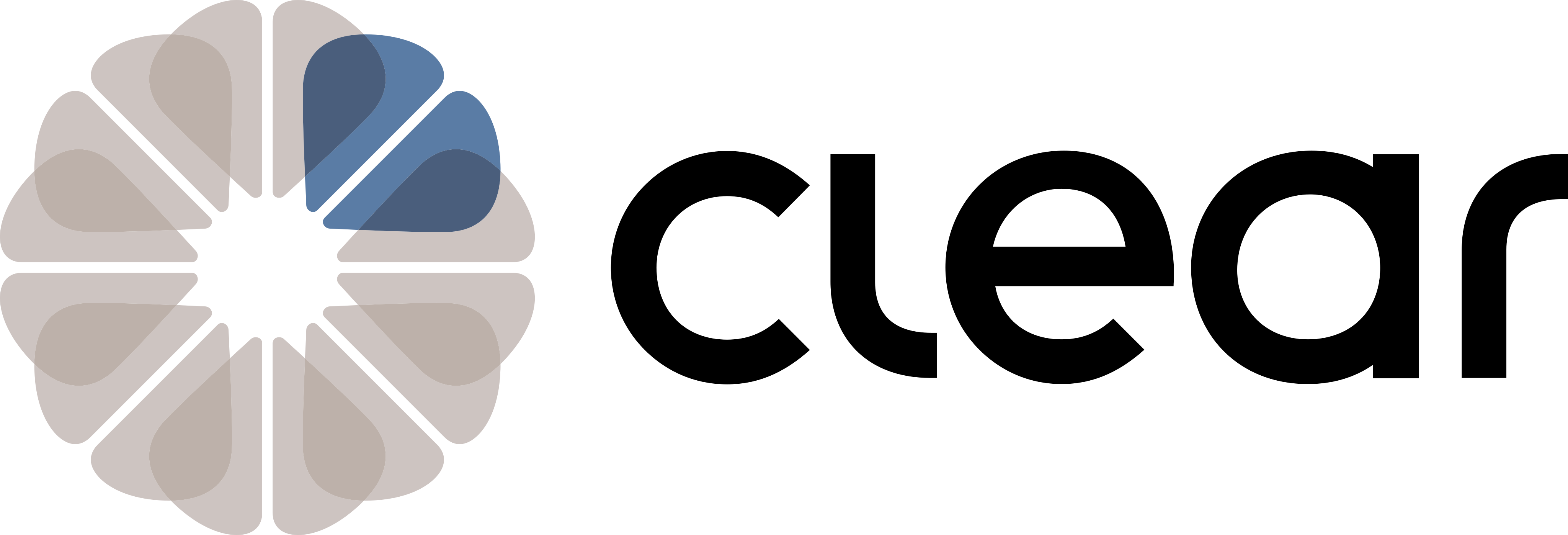Clear Corretora Logo.