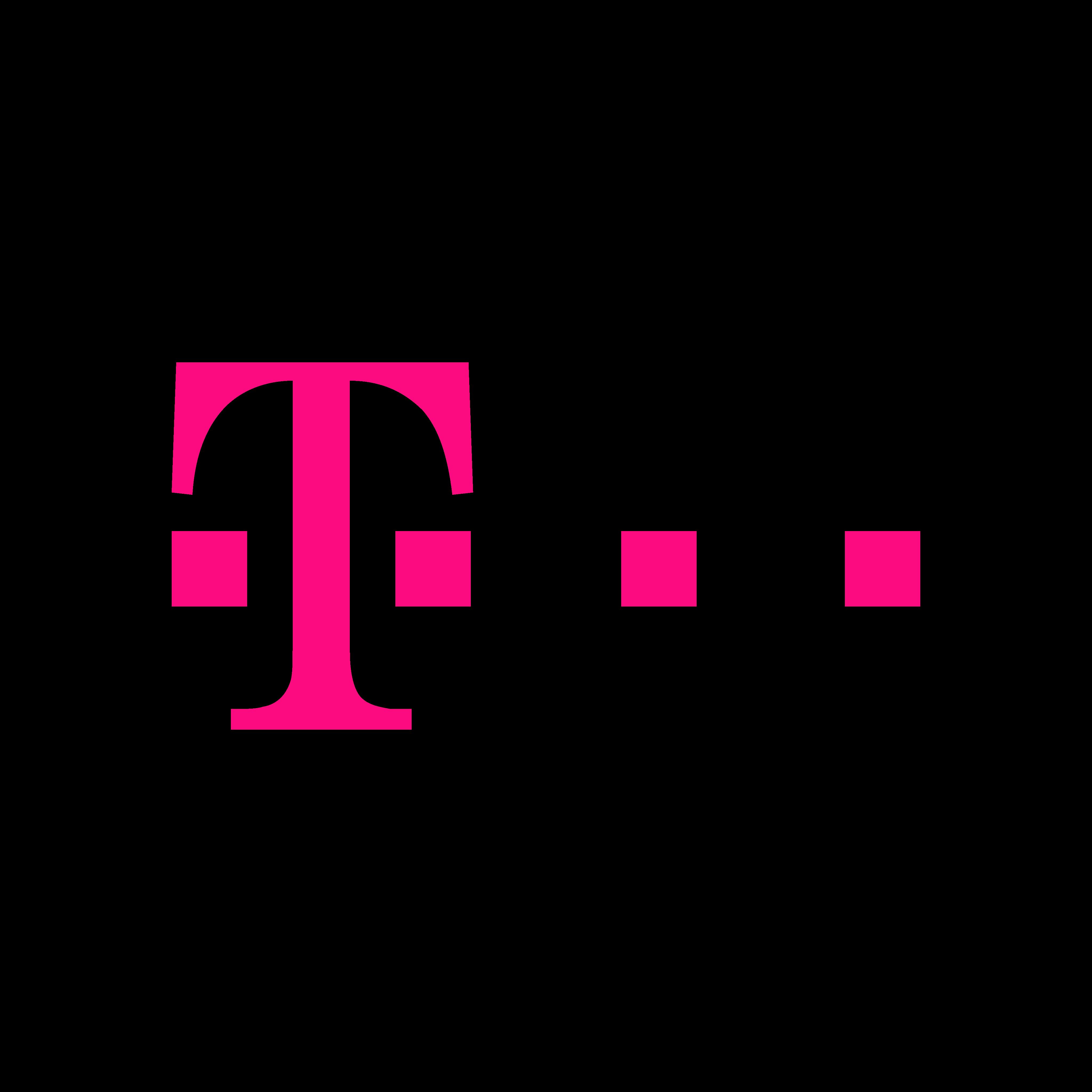 Deutsche Telekom Logo PNG.