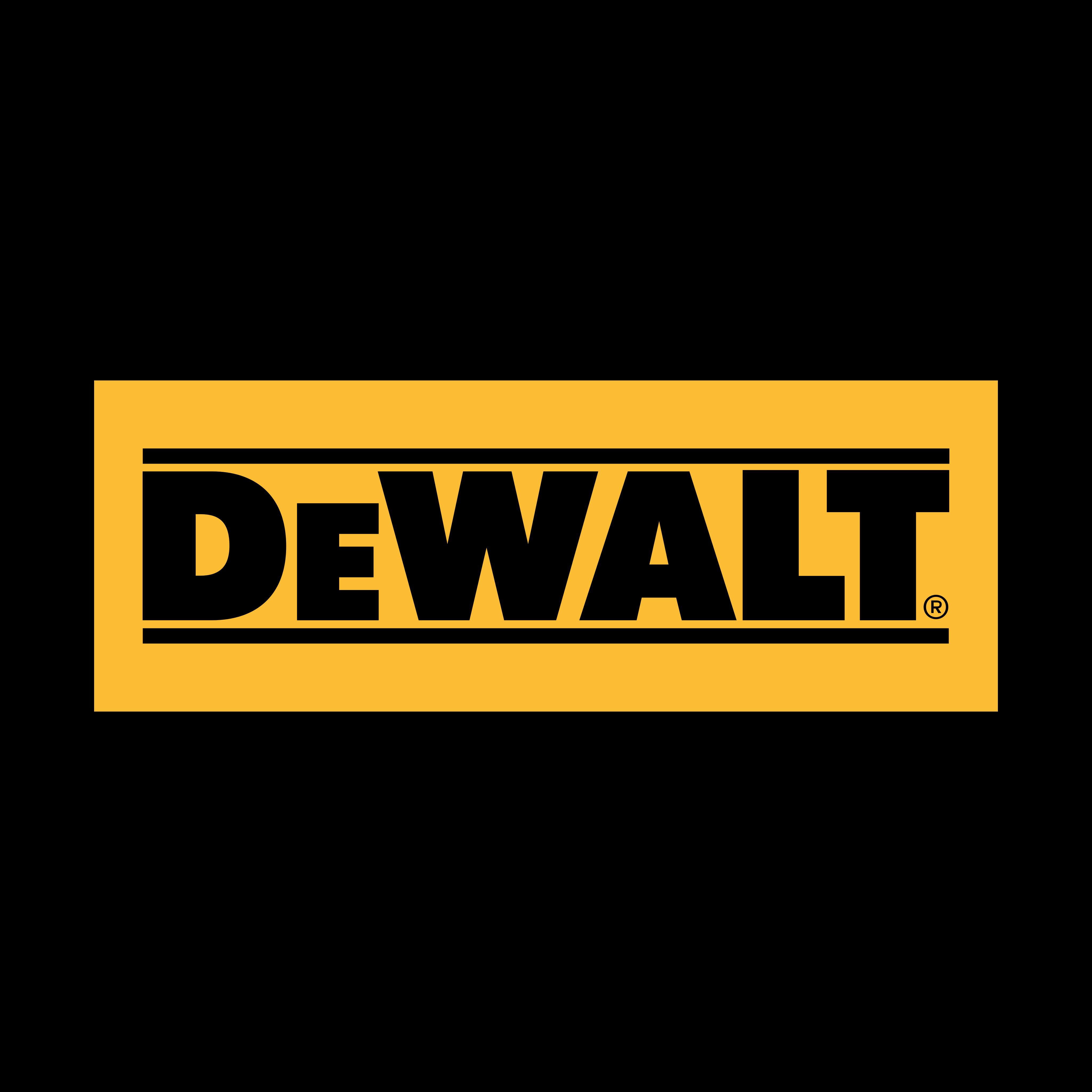 dewalt logo 0 - Dewalt Logo