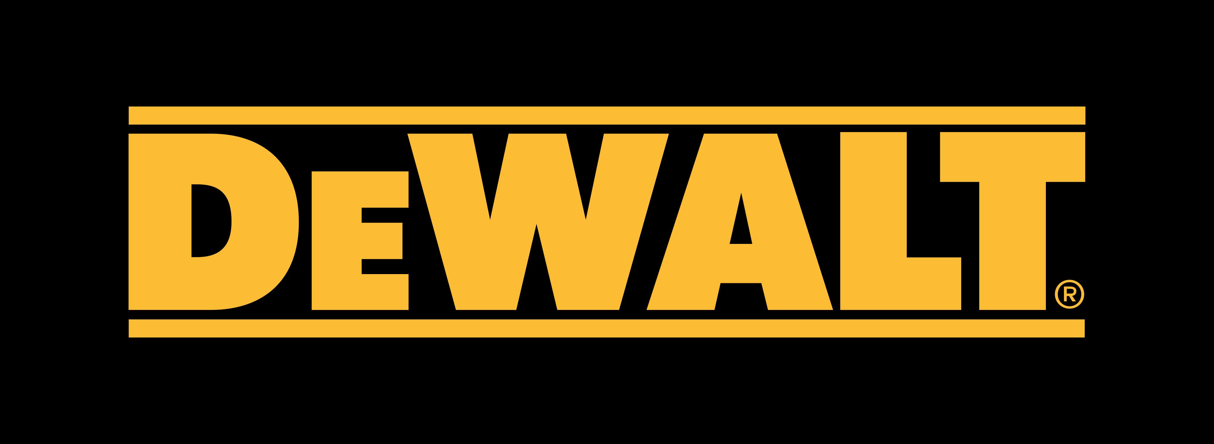 dewalt logo 1 - Dewalt Logo