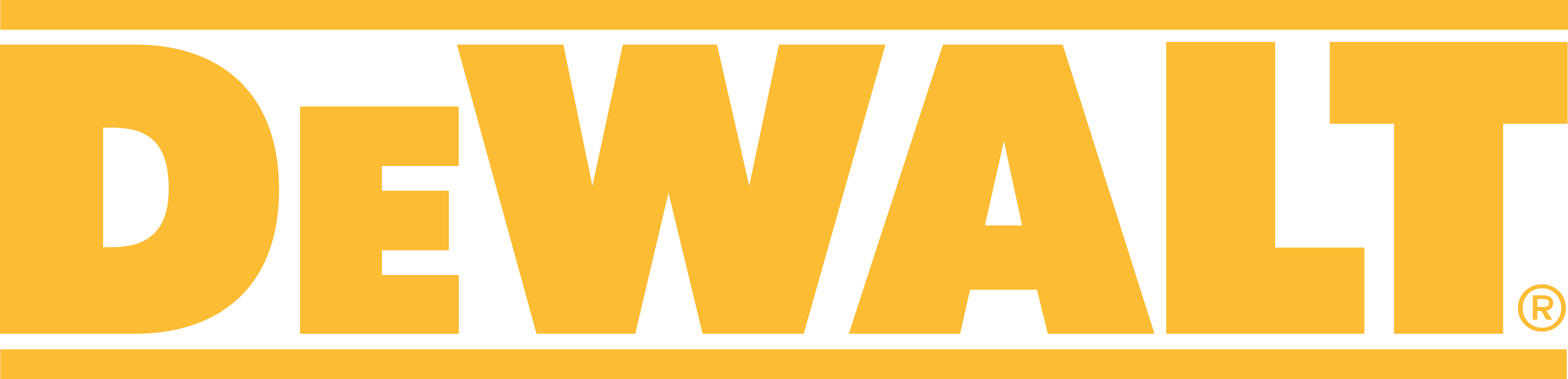 dewalt logo 3 - Dewalt Logo