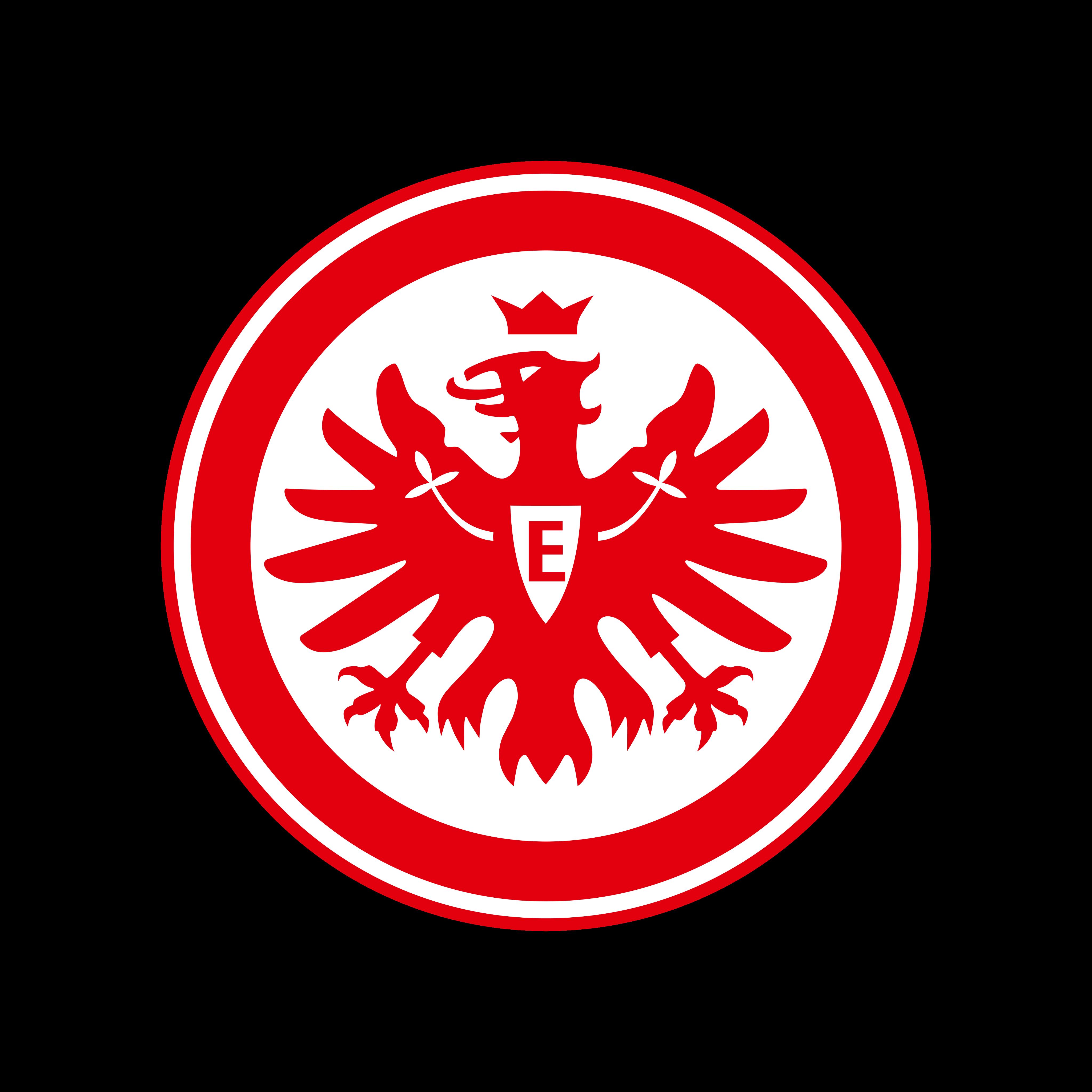 eintracht frankfurt logo 0 - Eintracht Frankfurt Logo