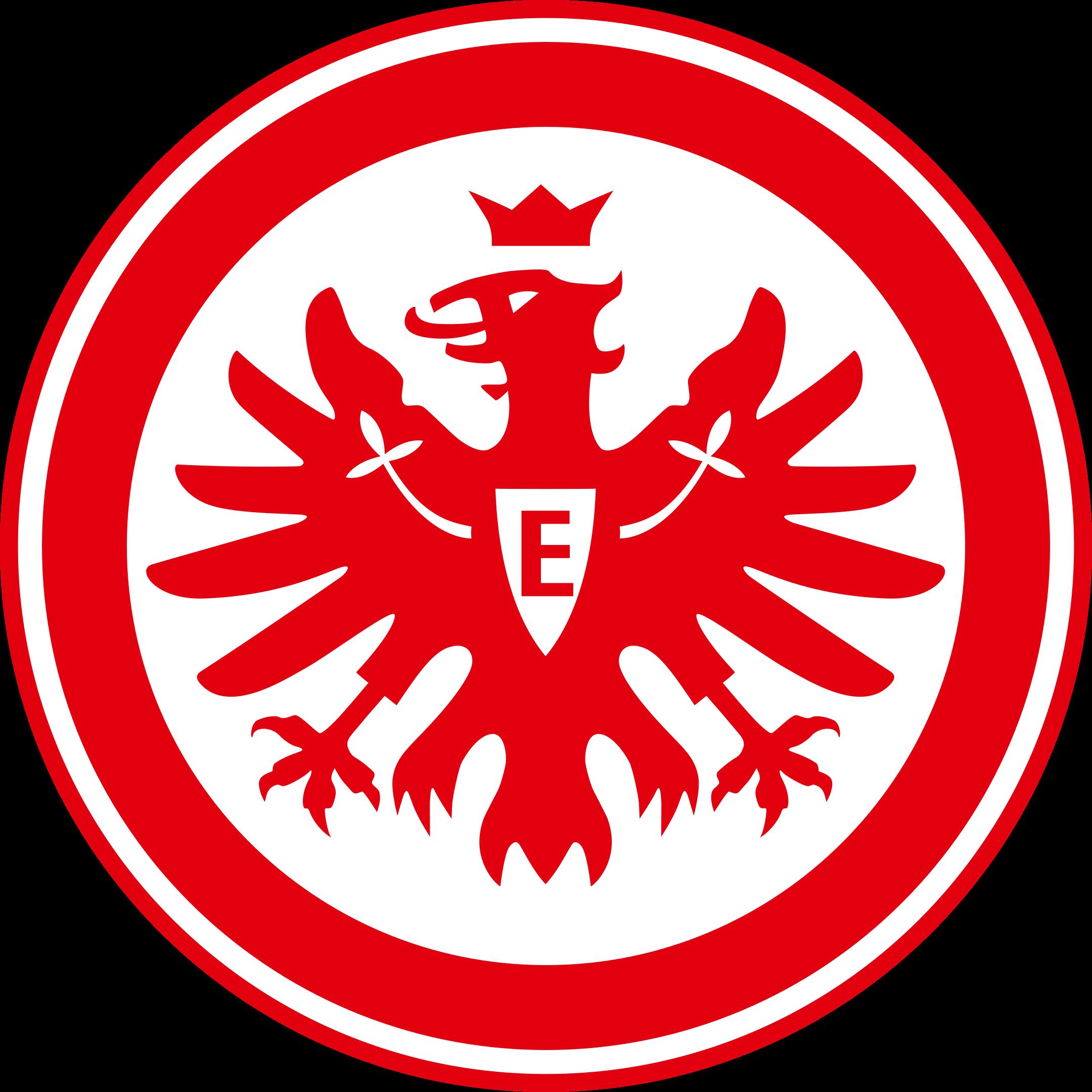 eintracht frankfurt logo 1 - Eintracht Frankfurt Logo