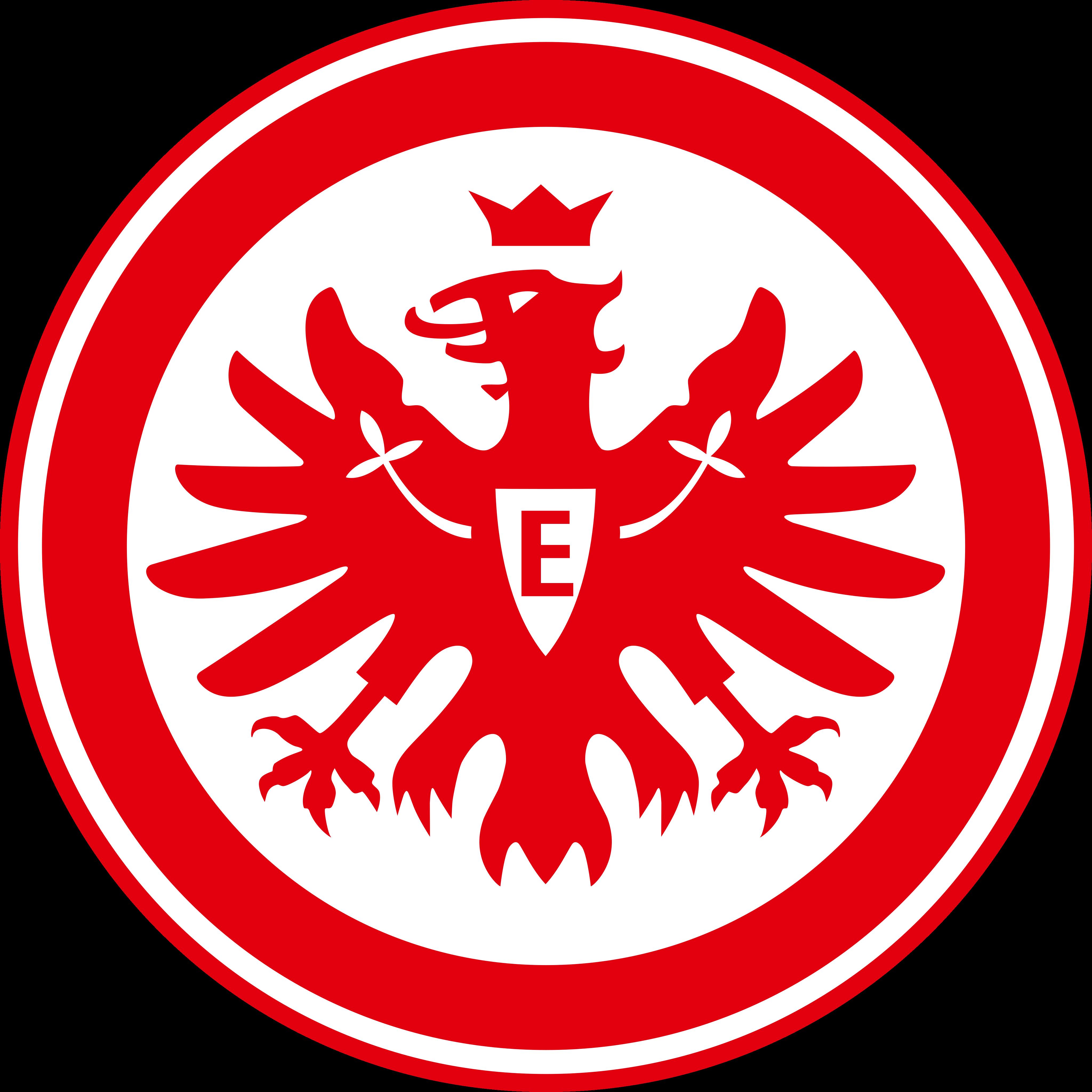 Eintracht Frankfurt Logo.