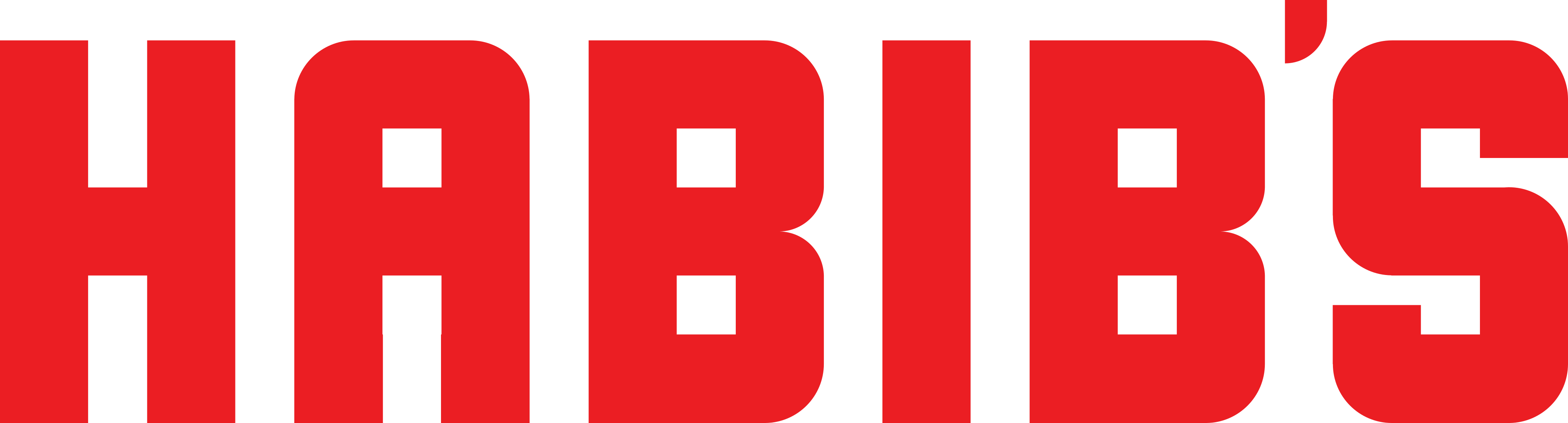 Habib's Logo.