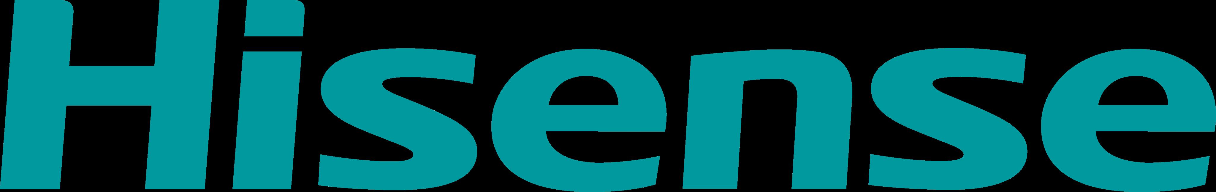 Hisense Logo.