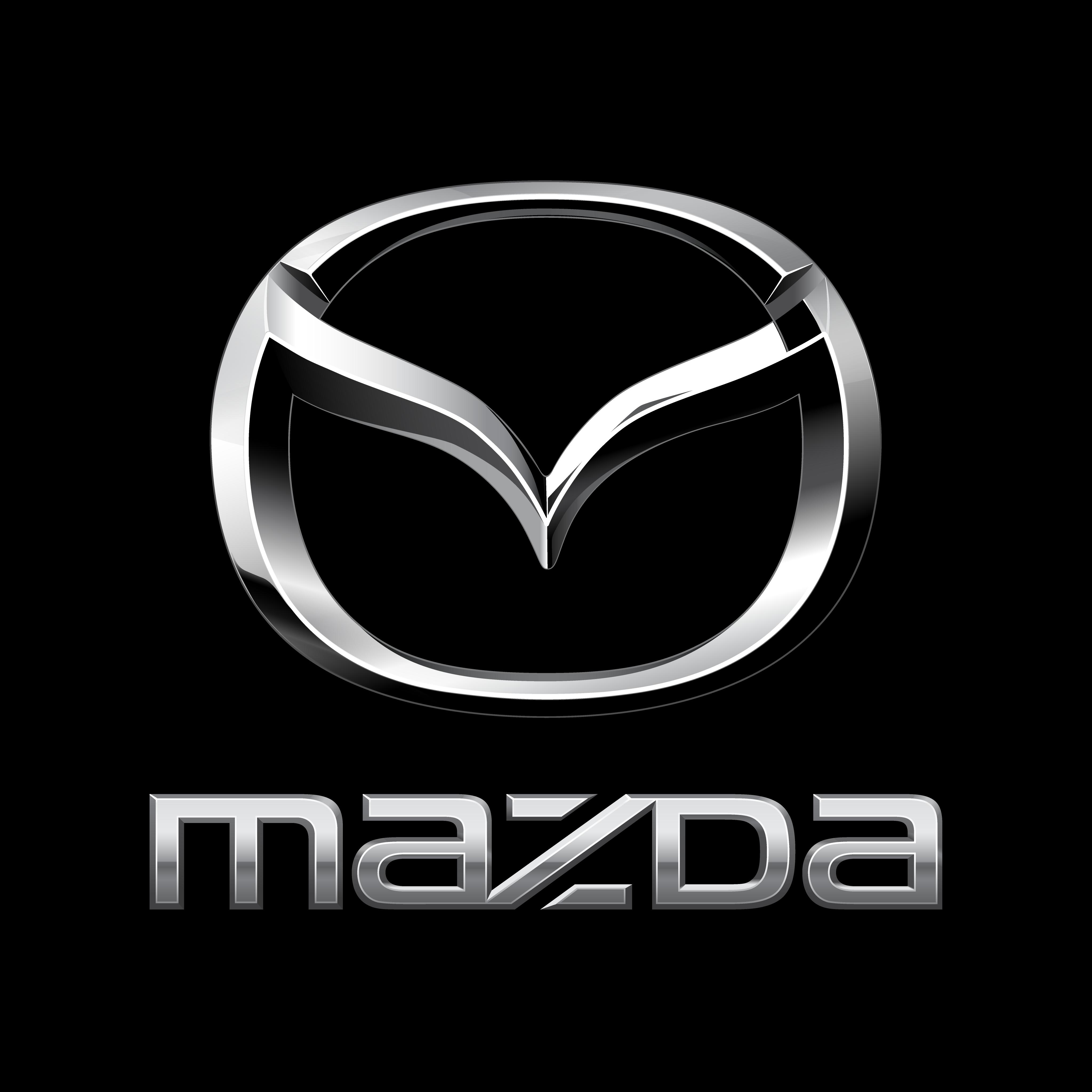 mazda logo 0 - Mazda Logo