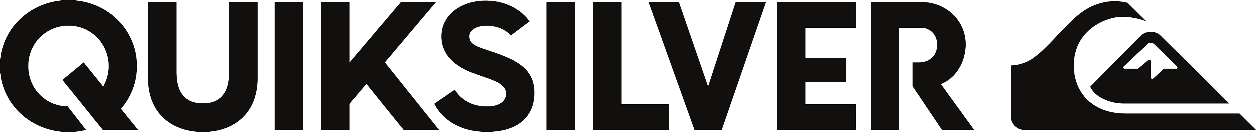 Quiksilver Logo.