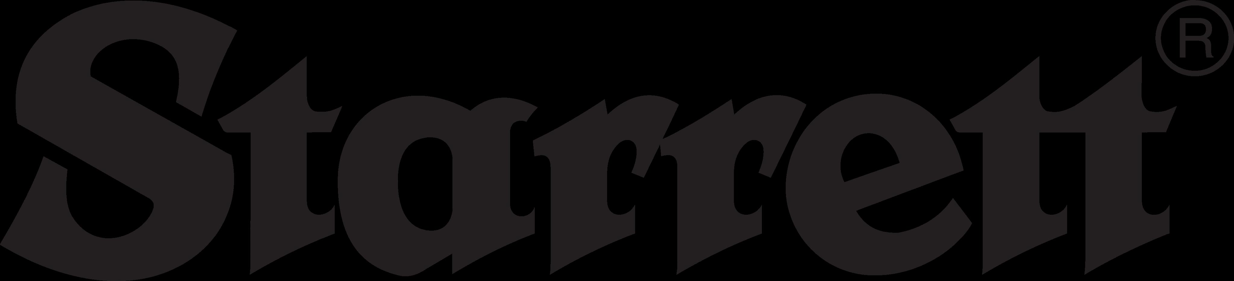 starrett logo 3 - Starrett Logo